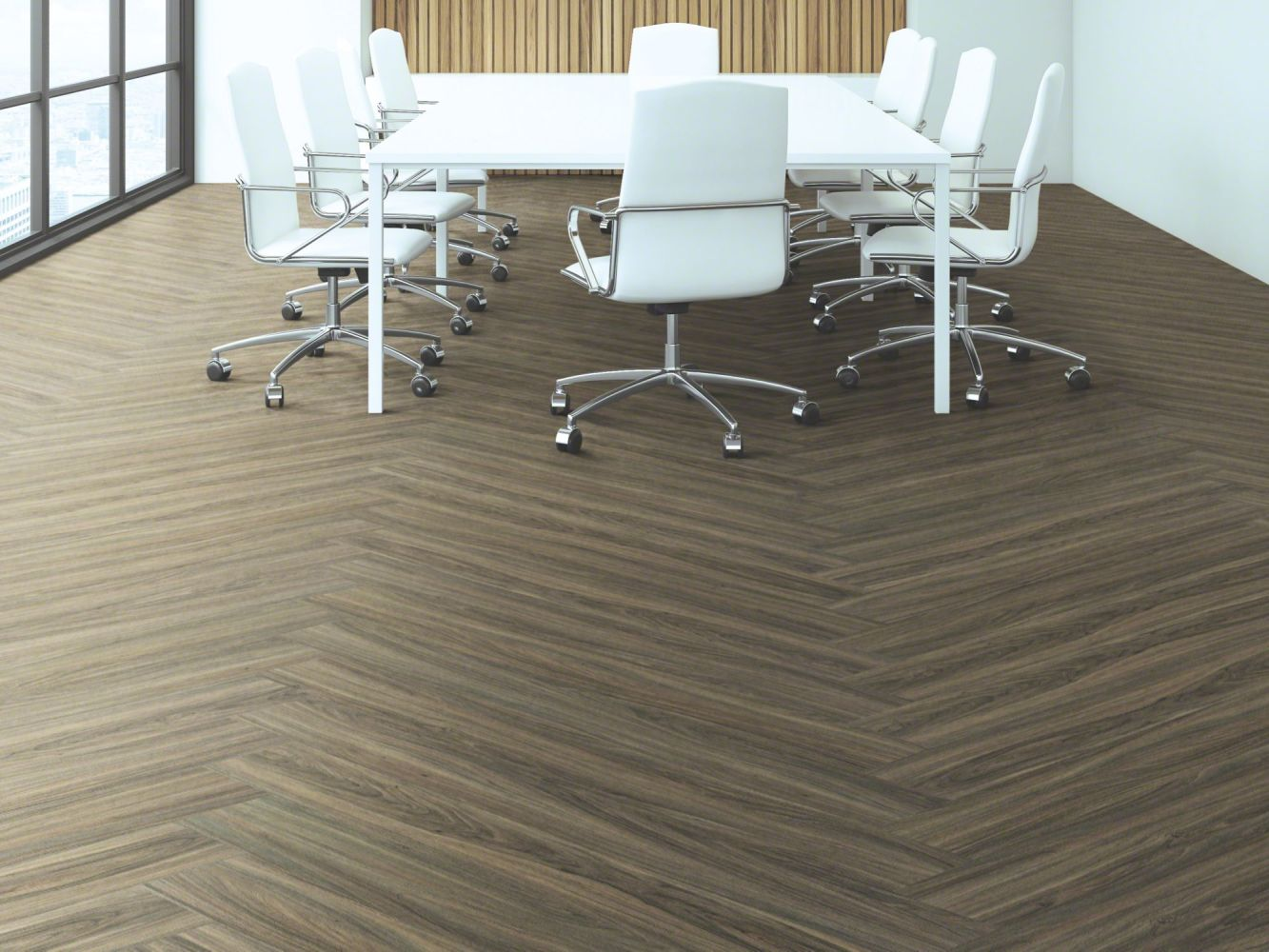 Shaw Floors Dr Horton Ballantyne Plus Click Cinnamon Walnut 00150_DR036