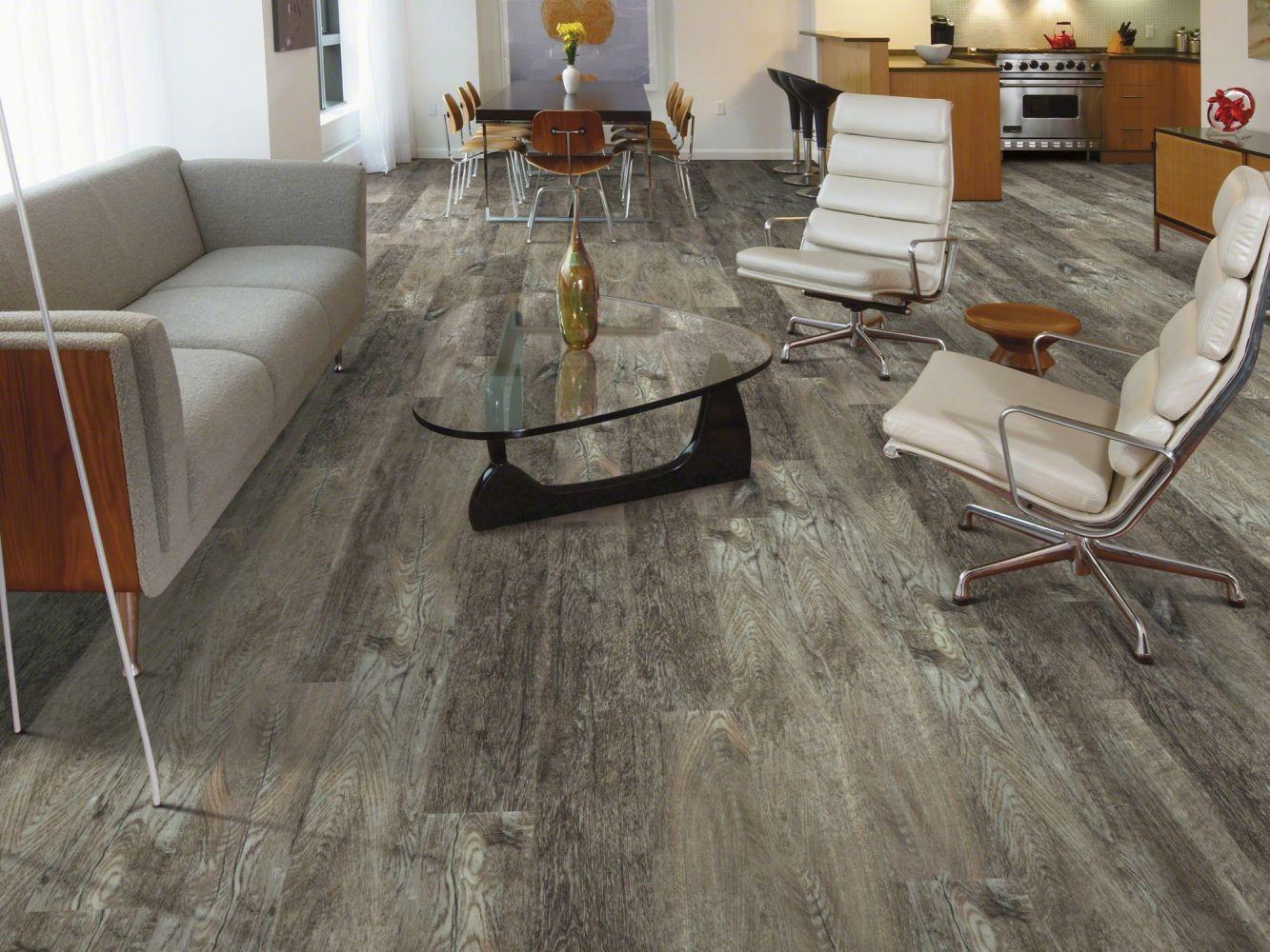 Shaw Floors Dr Horton Ballantyne Plus Click Smoky Oak 00556_DR036