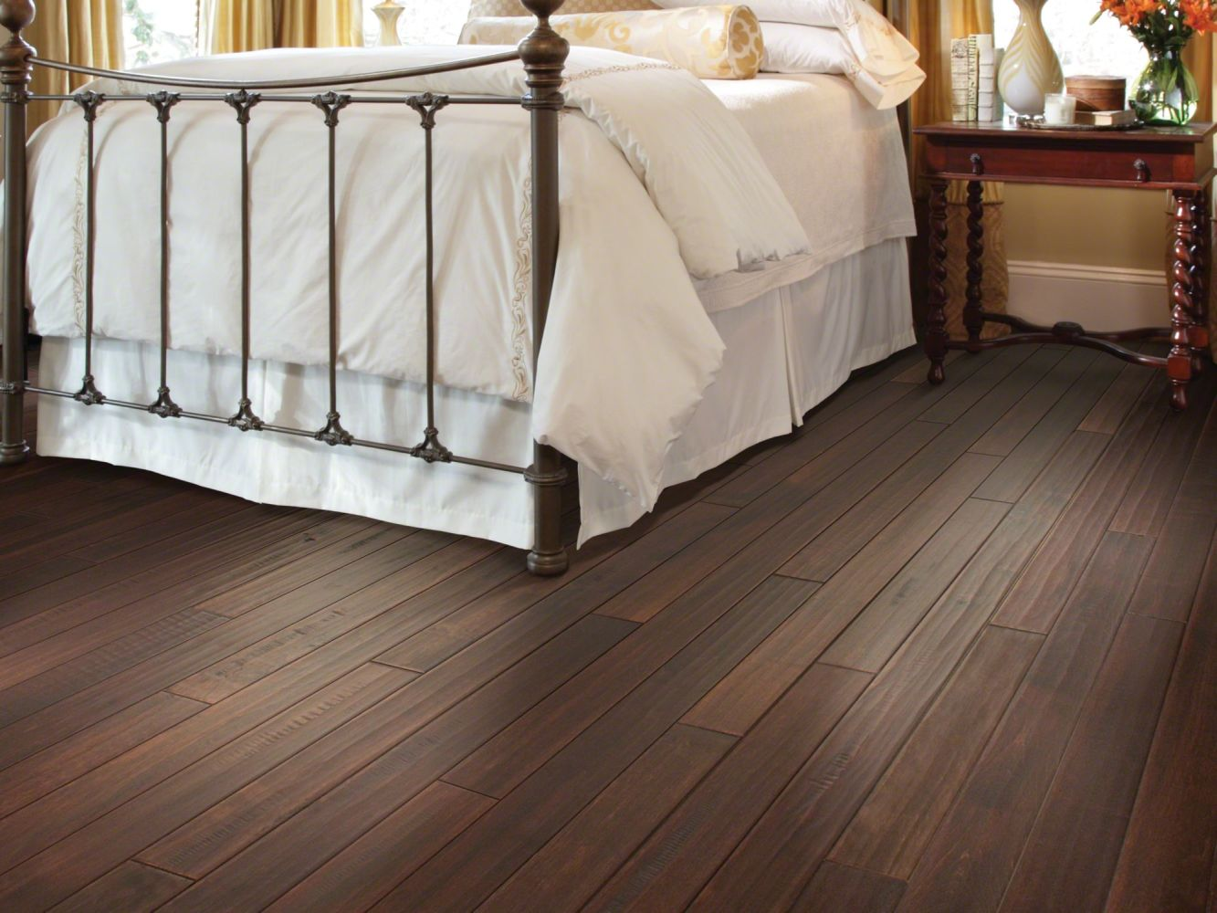Shaw Floors Dr Horton Harbor Maple 3.25 Maple Syrup 00895_DR654