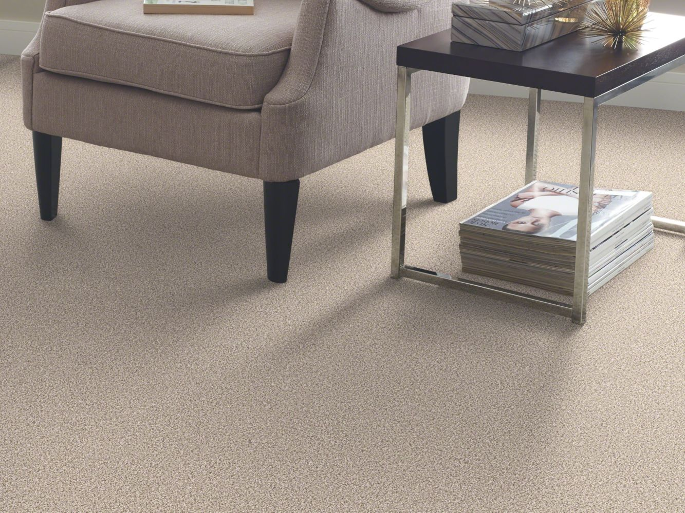 Shaw Floors Simply The Best All Set II Goose Feather 00101_E9875
