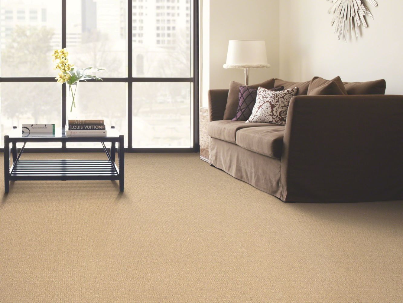 Shaw Floors SFA Step Up Winter White 00100_EA504