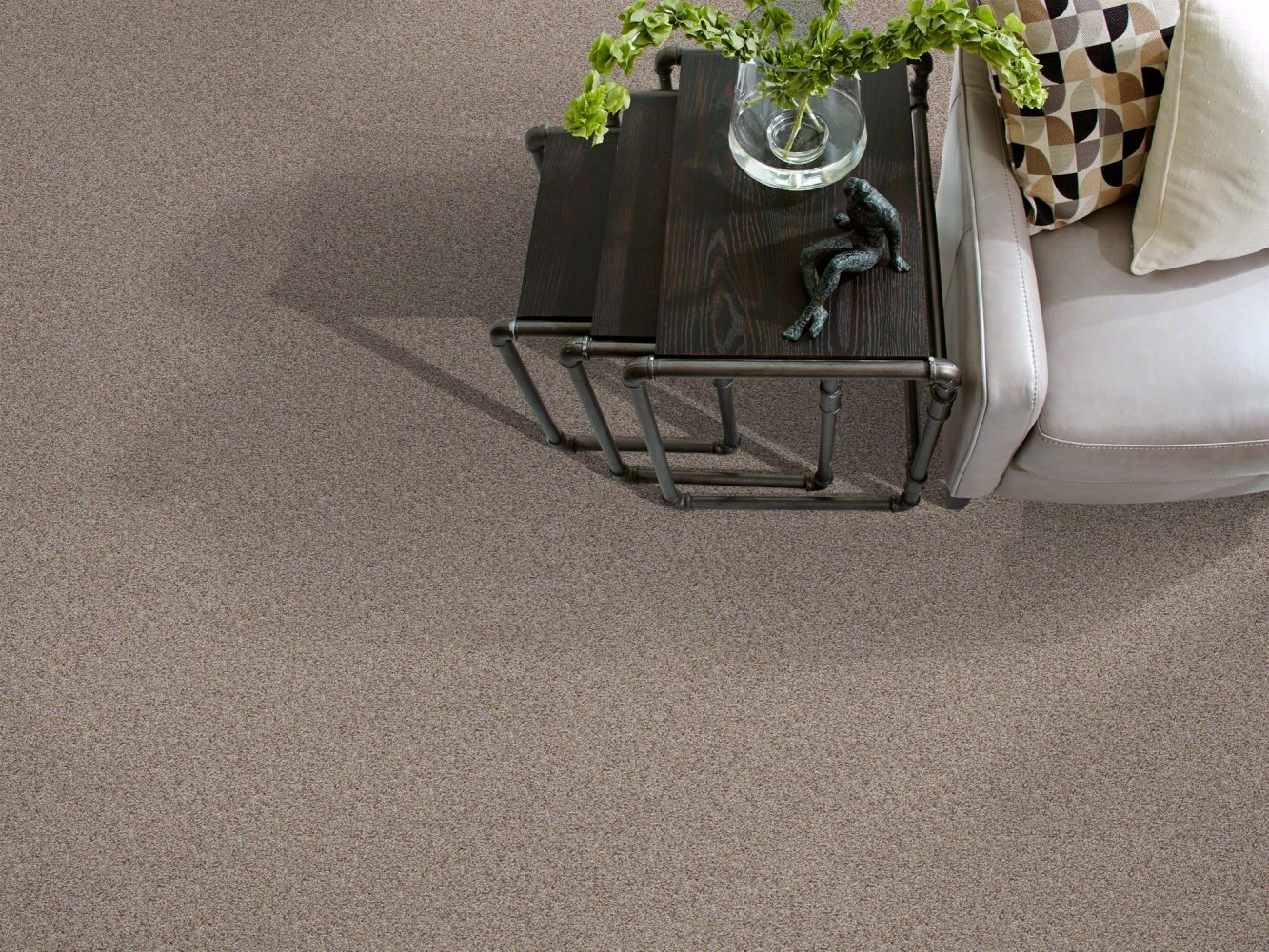 Shaw Floors Anso Colorwall Gold Texture Tonal Sequoia Park 00191_EA578