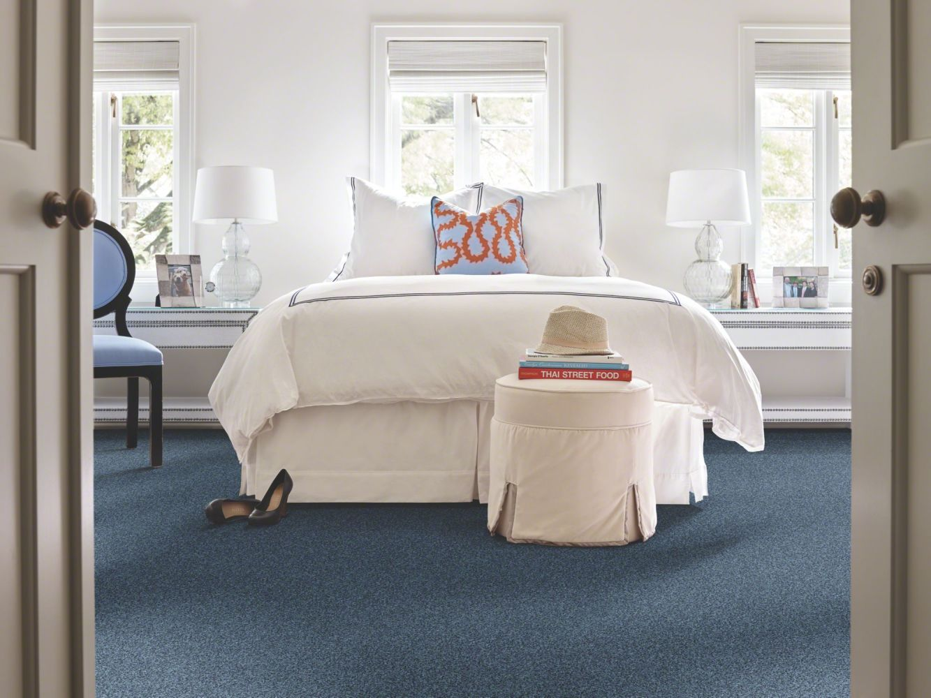 Shaw Floors Simply The Best Wild Extract Indigo Mood E9351_00421