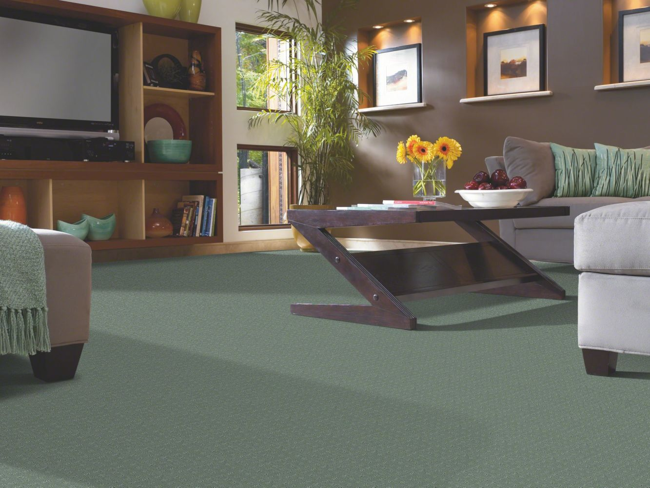 Shaw Floors Shaw Floor Studio Style With Ease Clear Water 00400_FS150