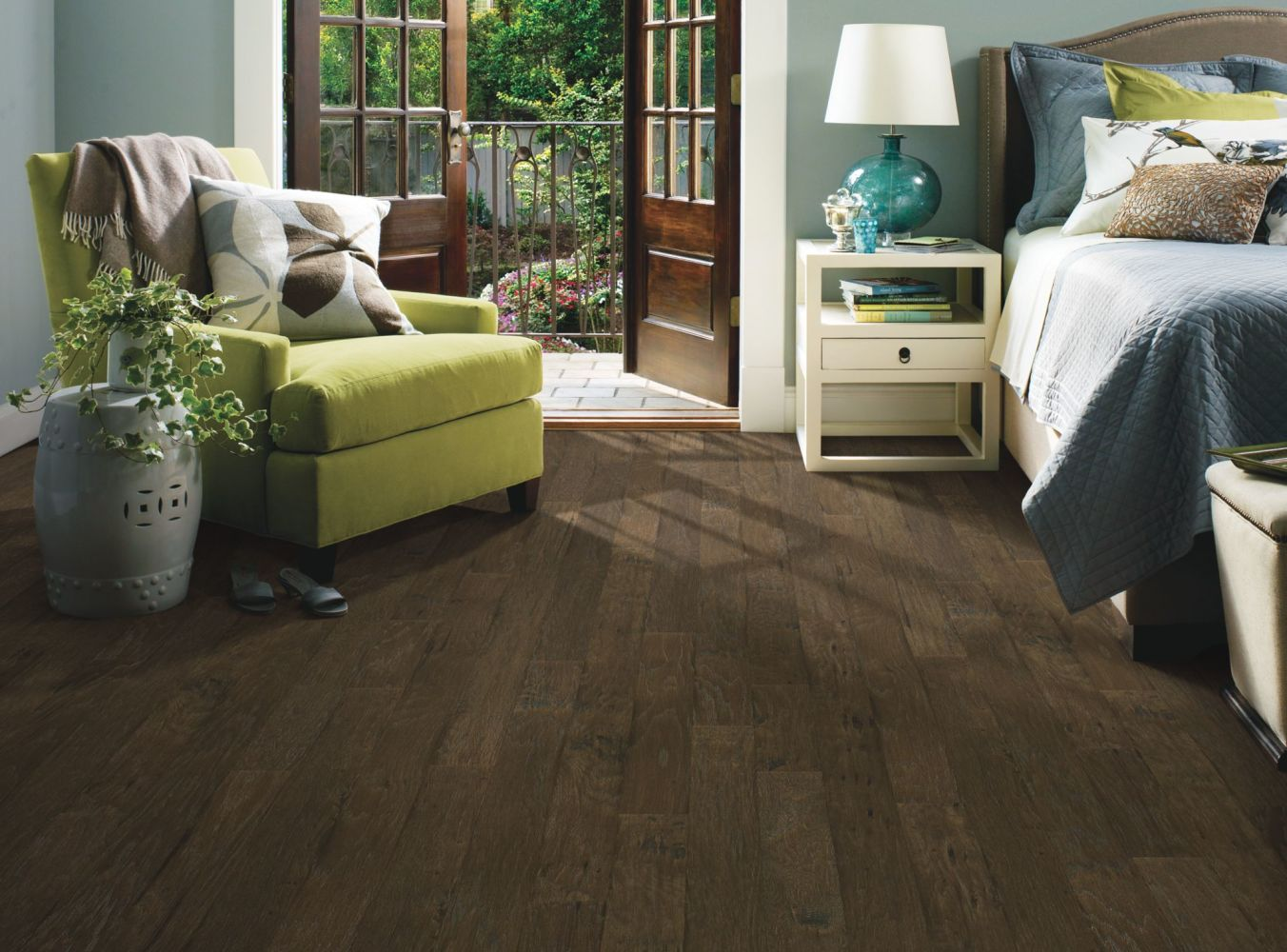 Shaw Floors To Go Hardwood Kitridge Hill 5″ Stonehenge 00510_FW163