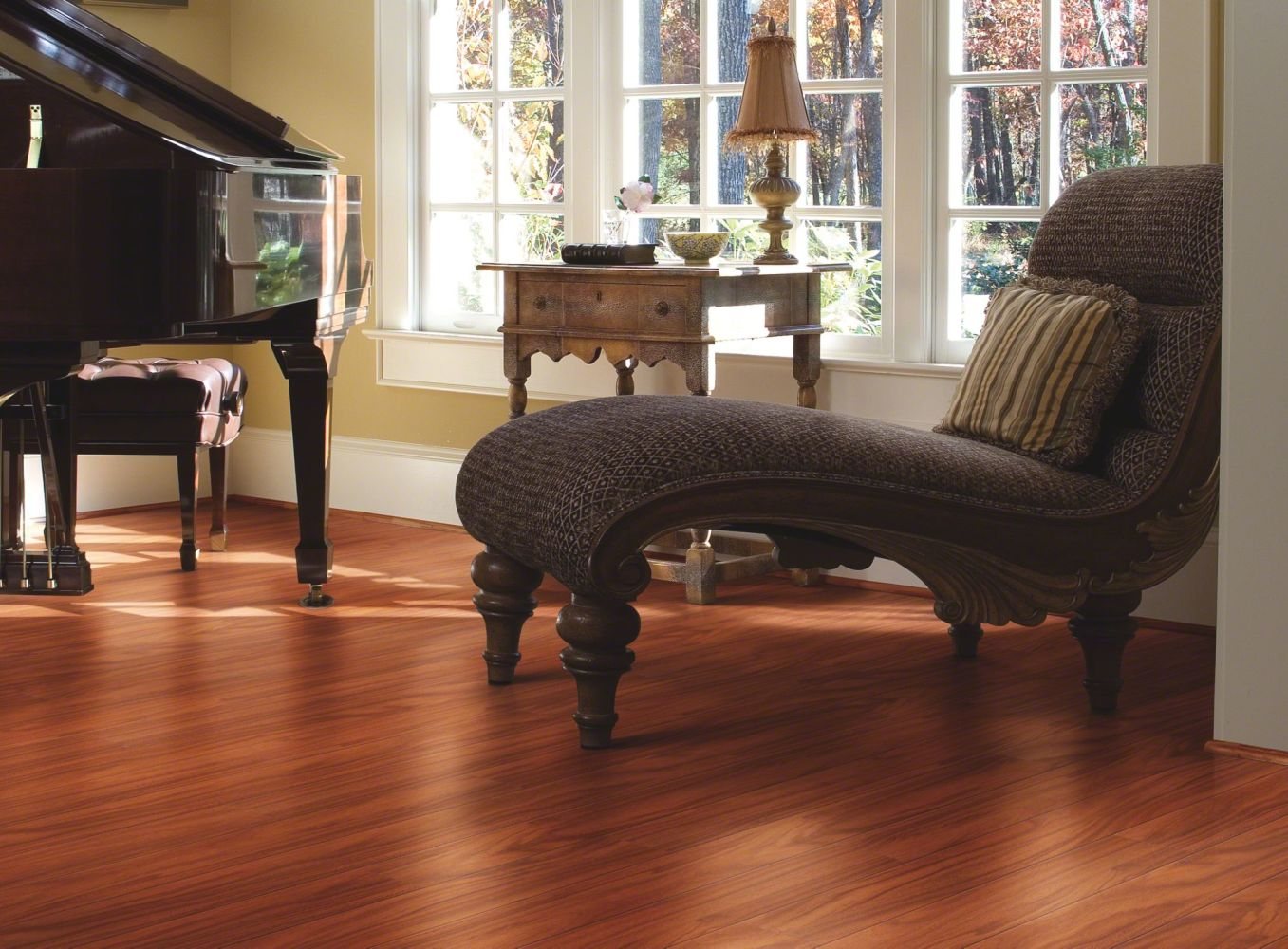 Shaw Floors Home Fn Gold Laminate Clermont Tibet 00615_HL070