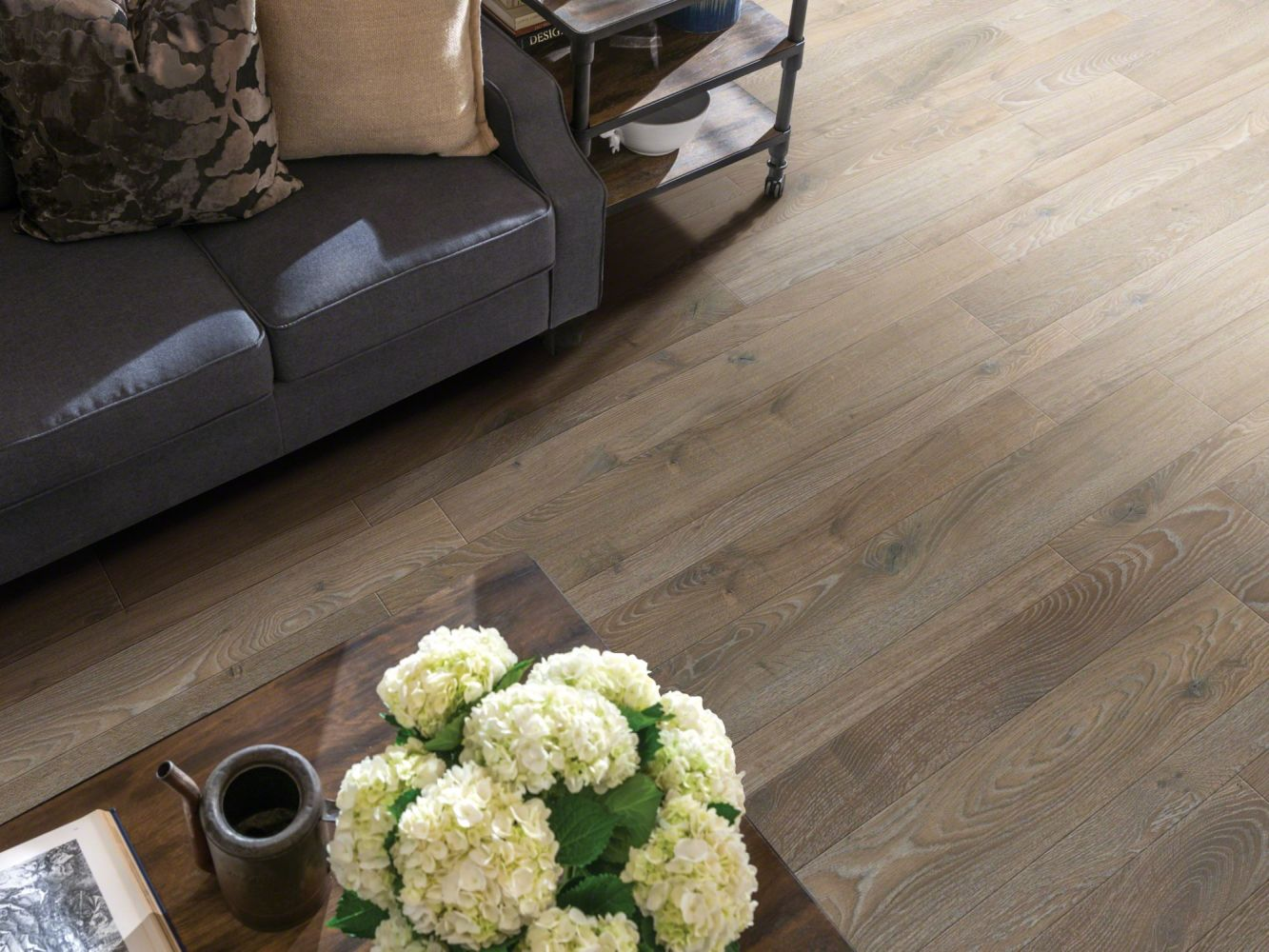 Shaw Floors Home Fn Gold Laminate Home Living Ashlee Gray 05009_HL086