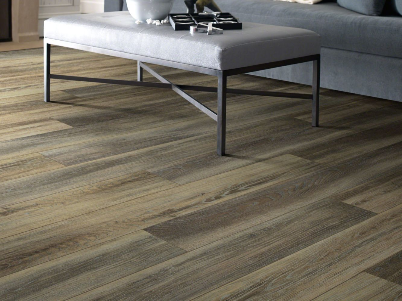 Shaw Floors Resilient Residential Trask Plus Sabbia 00161_HSS48