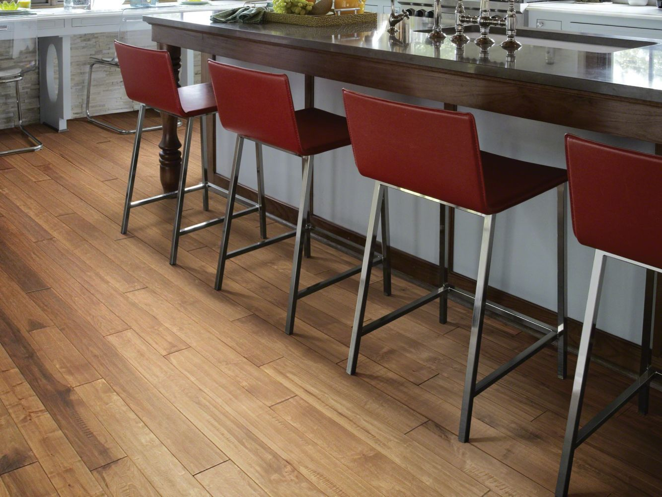 Shaw Floors Home Fn Gold Hardwood Discovery Maple 4 Pacific 00139_HW507