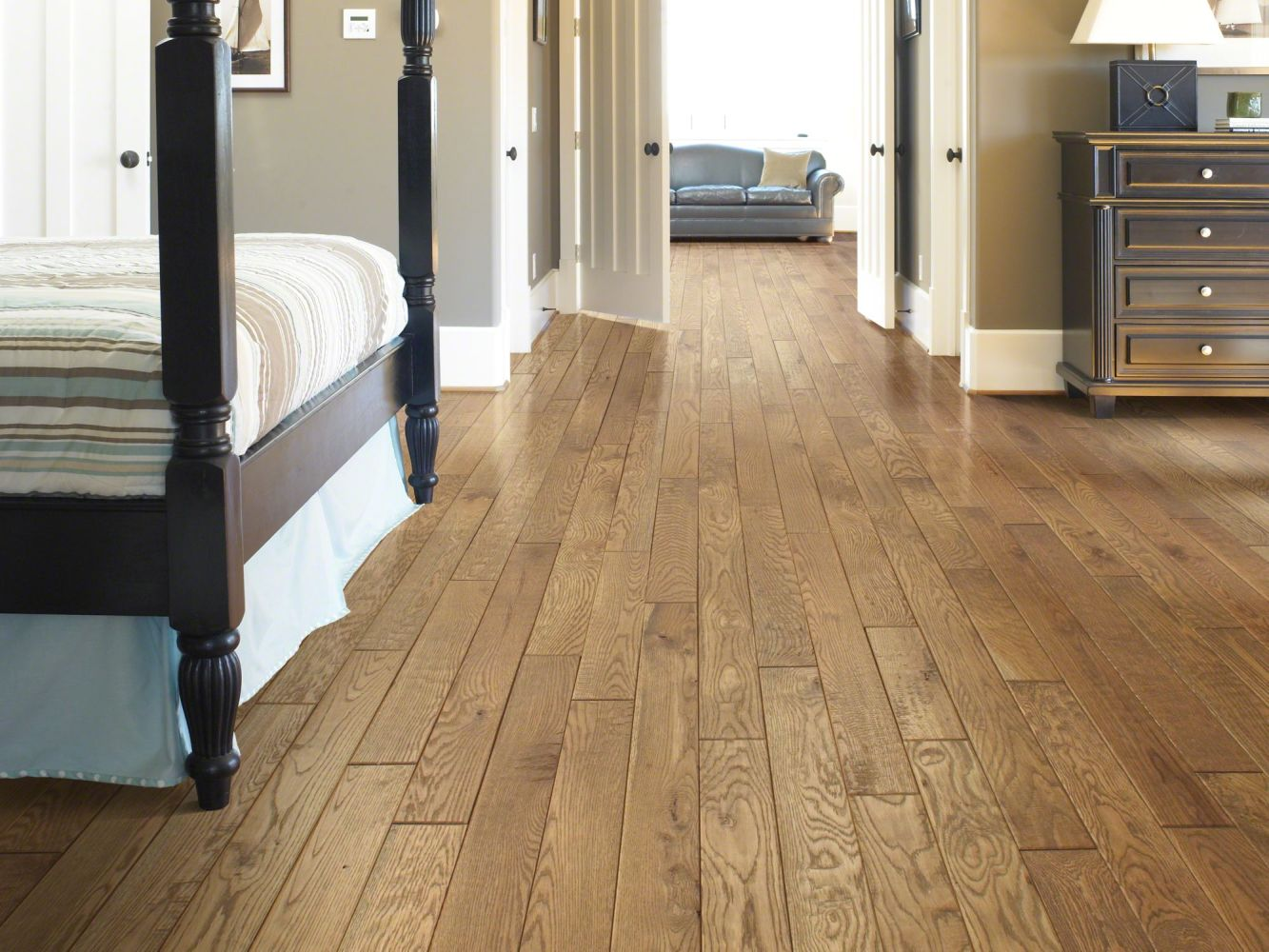 Shaw Floors Home Fn Gold Hardwood Valley View Wheat Field 00150_HW519