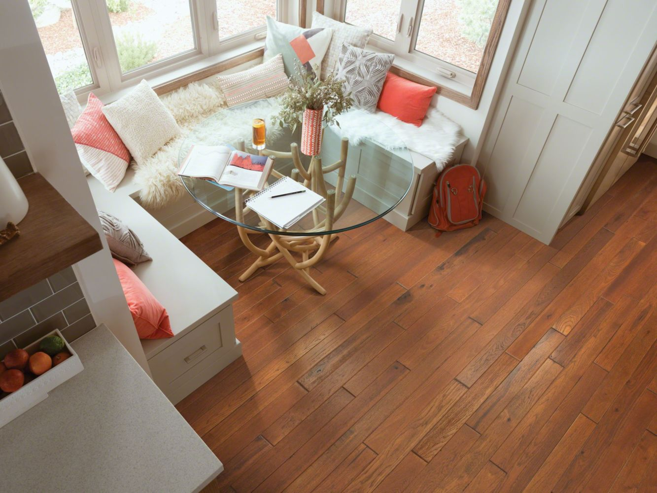 Shaw Floors Home Fn Gold Hardwood Freedom Caravan 00955_HW563
