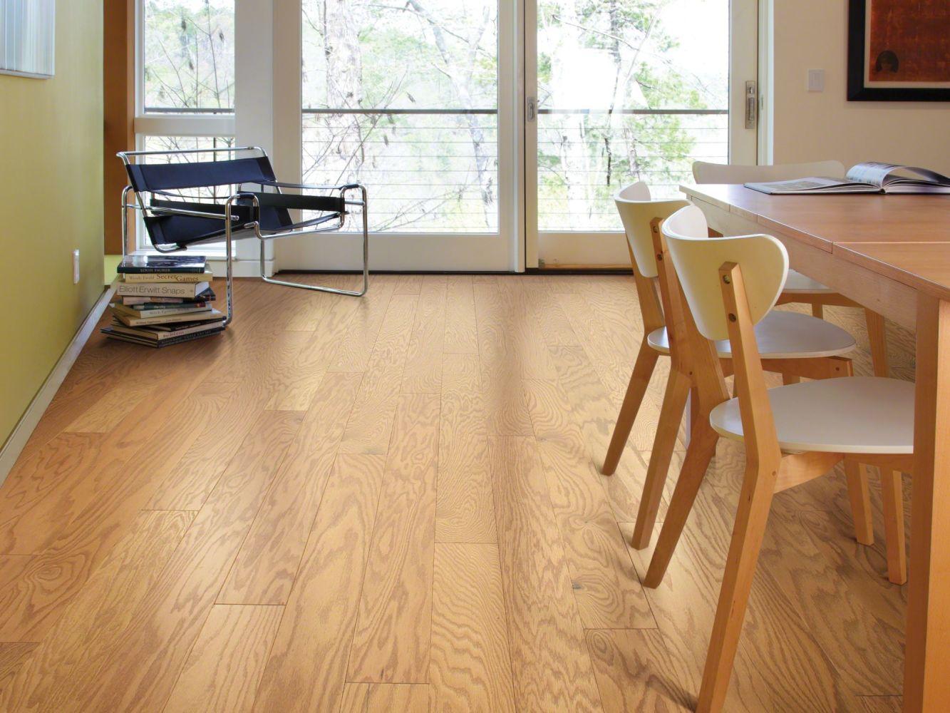 Shaw Floors Duras Hardwood All In II 5 Caramel 00223_HW582
