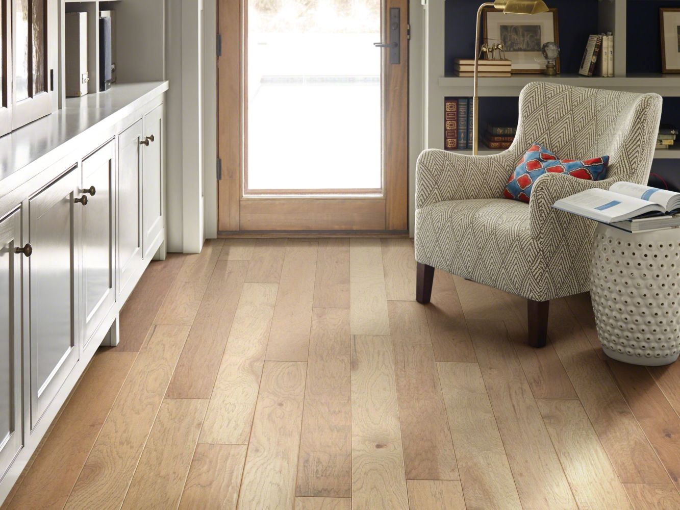 Shaw Floors Duras Hardwood West Valley Sunkissed 01008_HW593