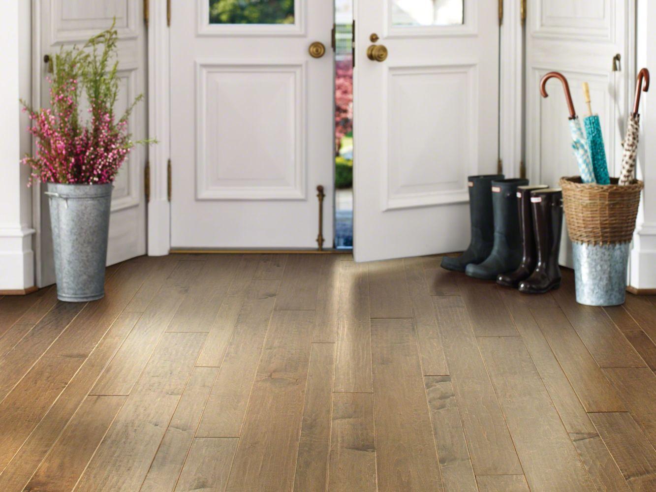 Shaw Floors Home Fn Gold Hardwood Mackenzie Maple 2-mixed Buckskin 02005_HW618