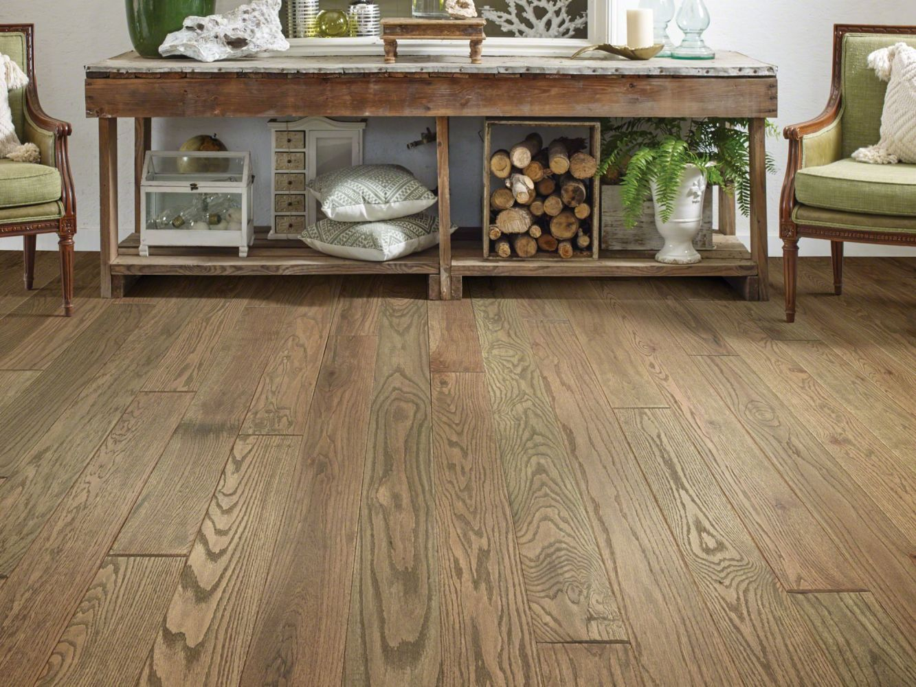 Shaw Floors Home Fn Gold Hardwood Trailhead Dockside 02023_HW643