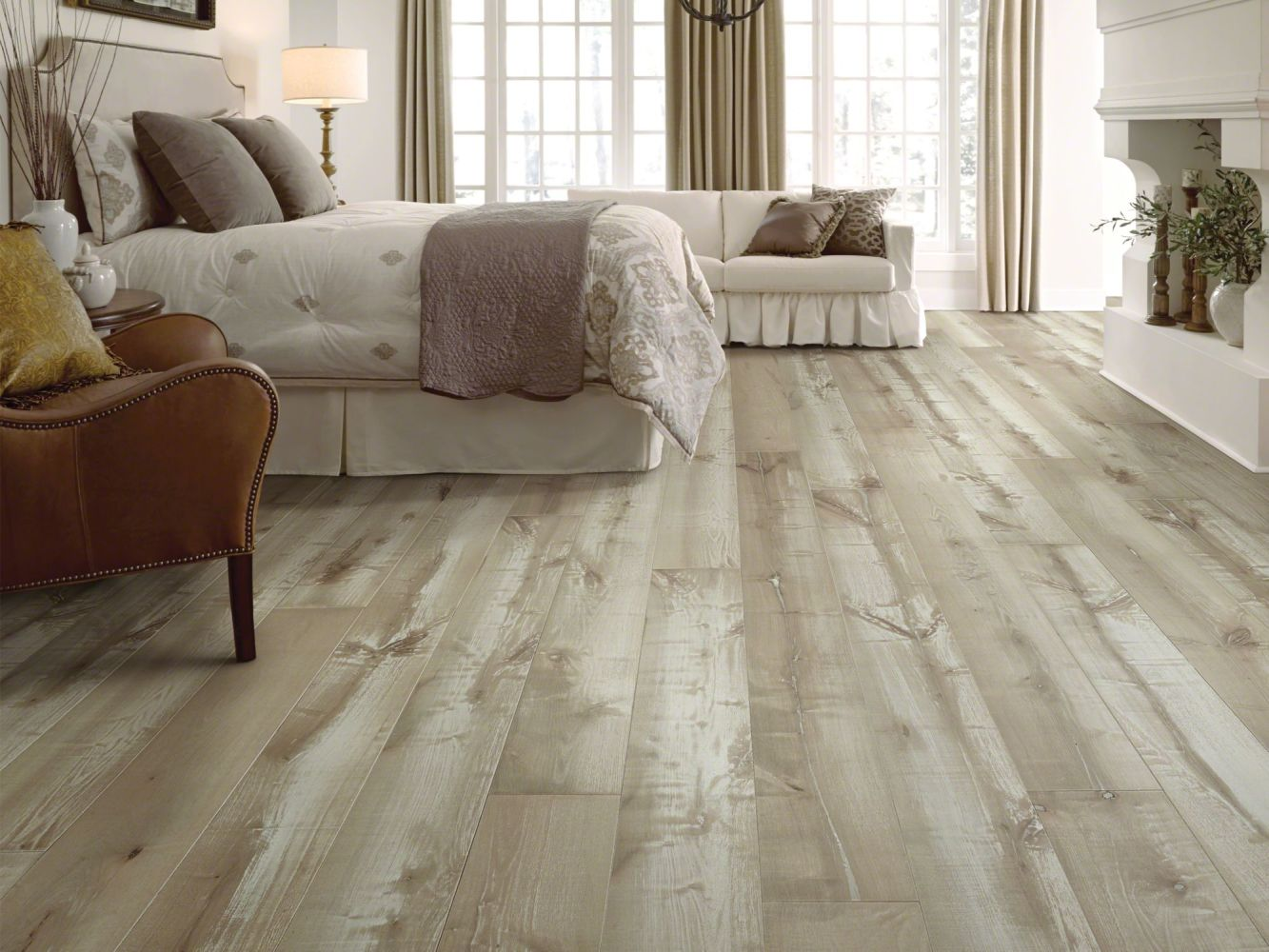 Shaw Floors Duras Hardwood Impressions Maple Sanctuary 05046_HW660