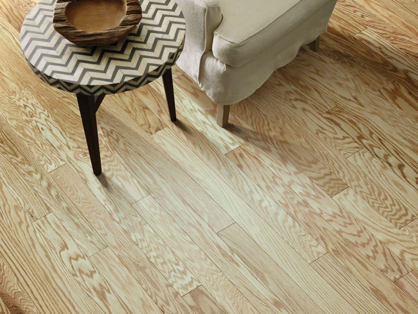 Shaw Floors Home Fn Gold Hardwood Rhapsody 5 Red Oak Natural 00774_HW675