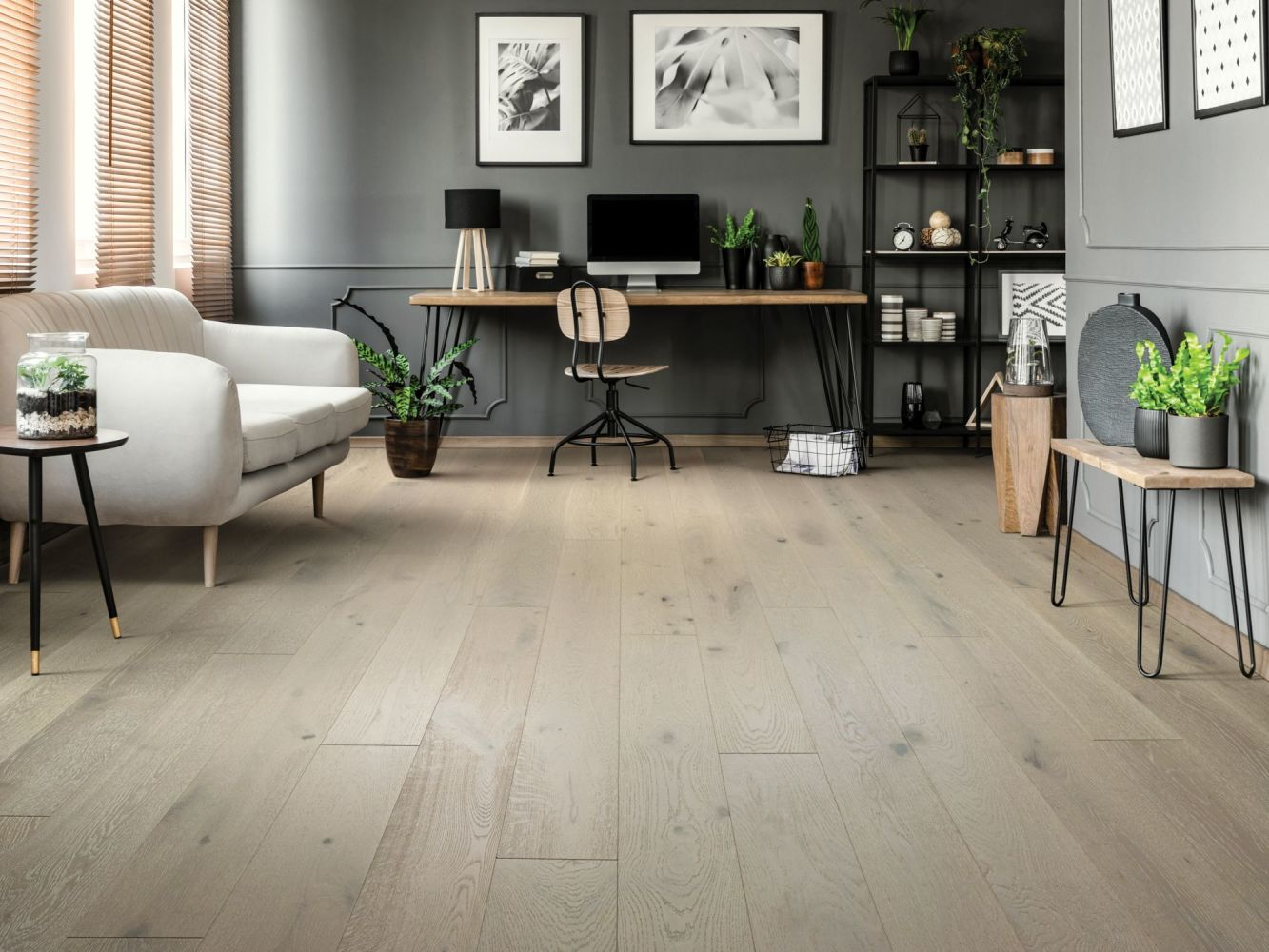 Shaw Floors Home Fn Gold Hardwood Perspectives Melody 01077_HW707