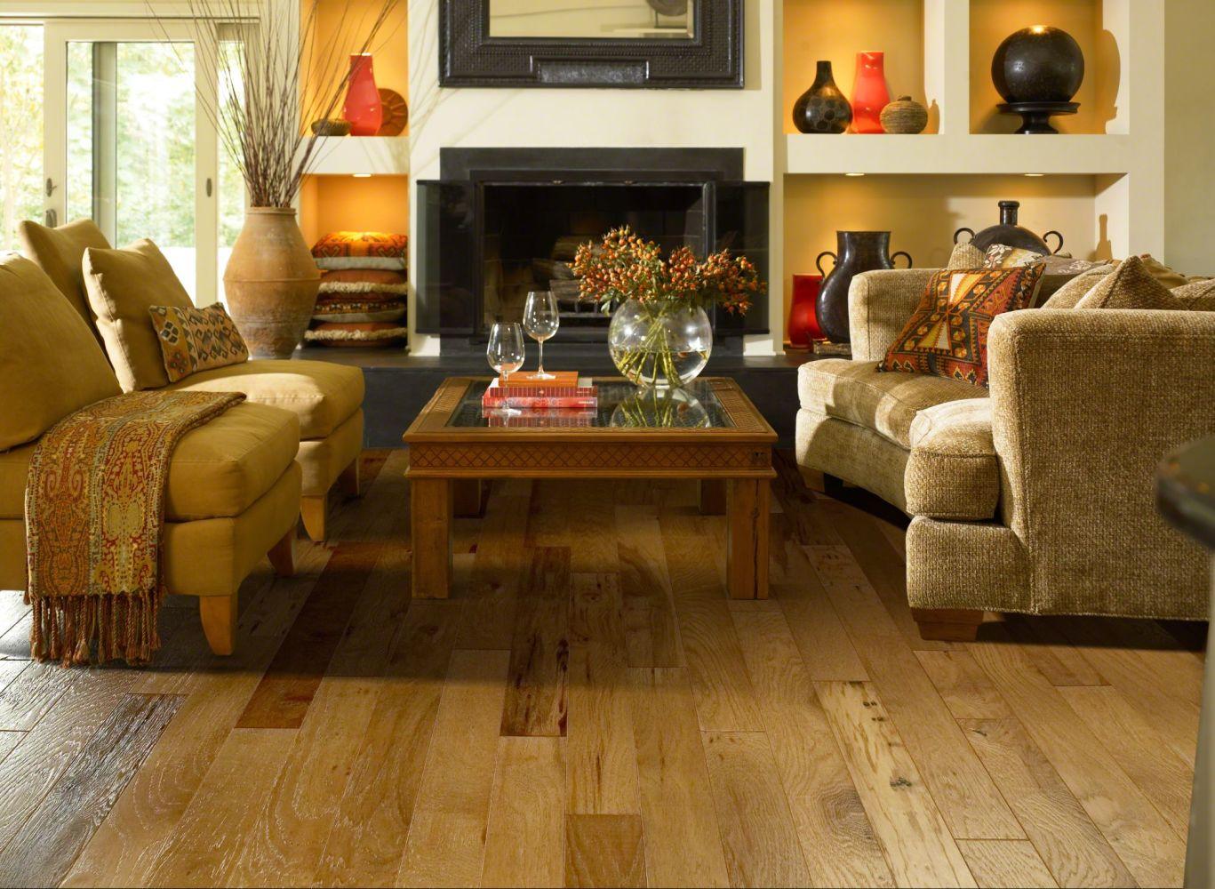 Shaw Floors SFA Rustic Touch Buckskin 00215_SA002