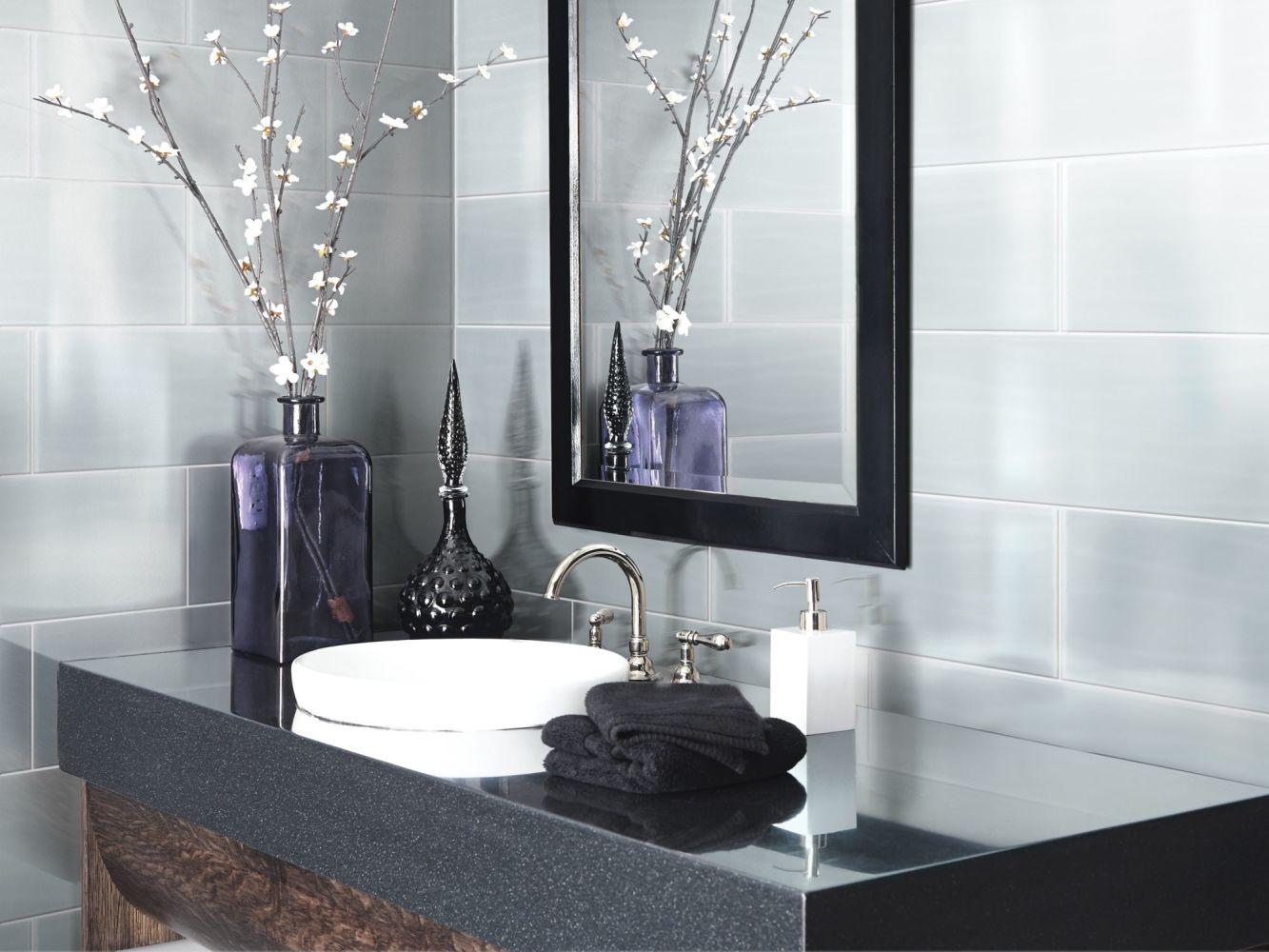 Shaw Floors SFA Paramount 8×24 Wave Glass Ice 00100_SA23A