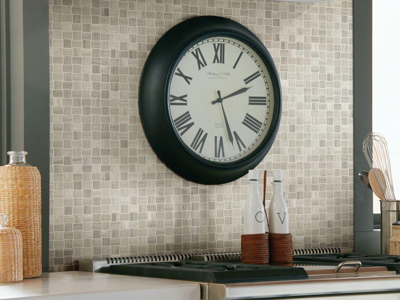 Shaw Floors SFA Pearl Basketweave Mosaic Rockwood 00500_SA30A
