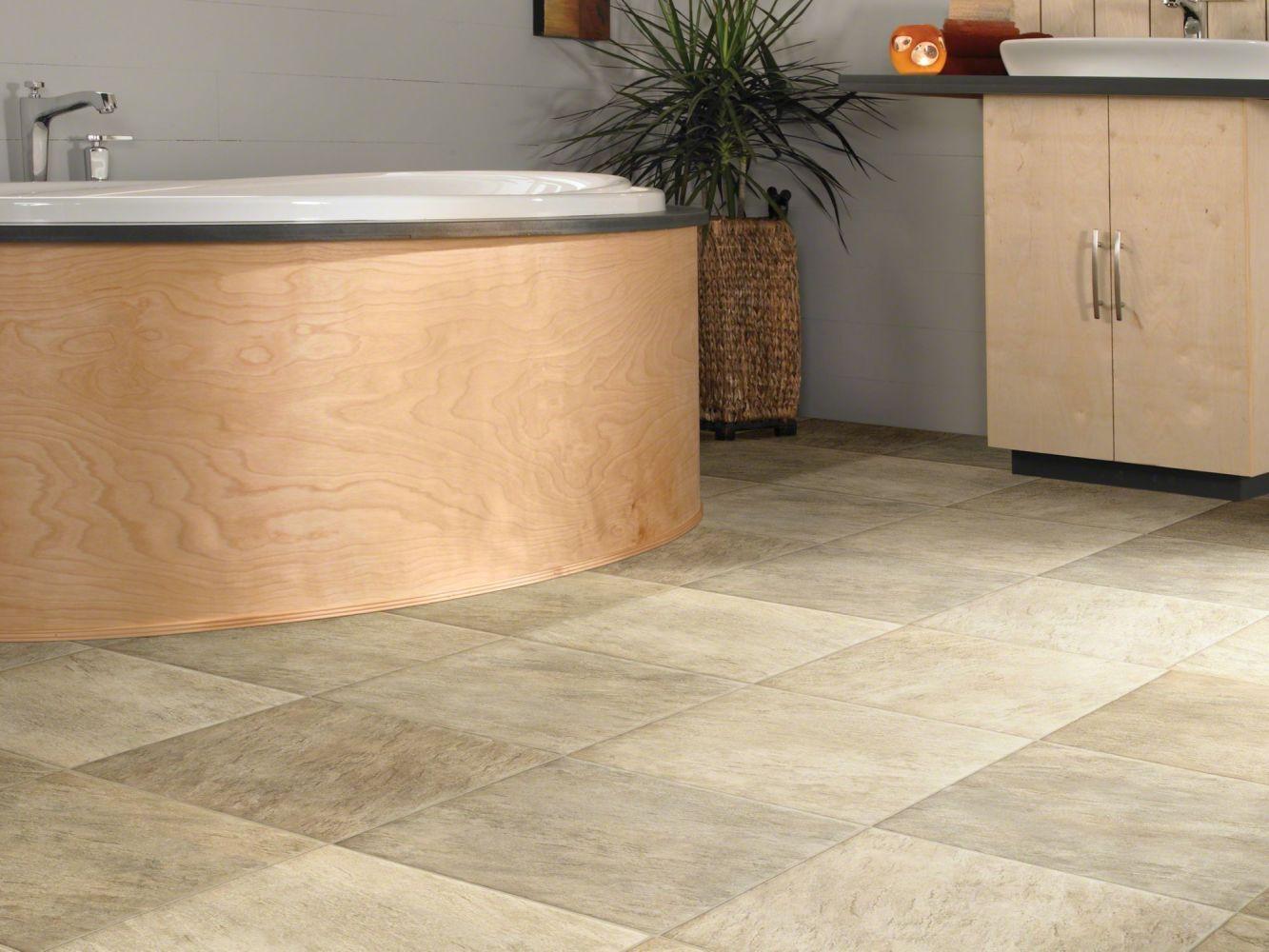 Shaw Floors Resilient Residential Olympian Island Cream 00105_SA386