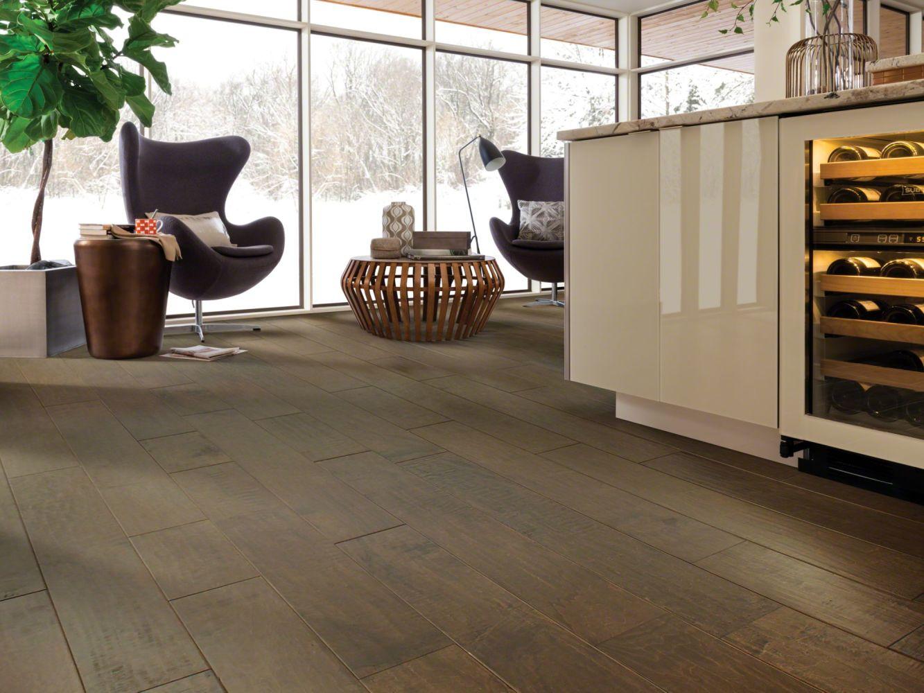 Shaw Floors SFA Fairbanks Maple 6 3/8 Bison 03000_SA460