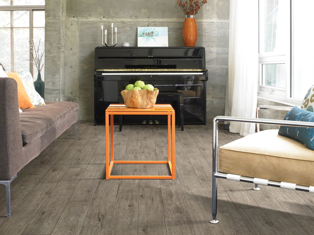 Shaw Floors Resilient Residential Plateau Pathfinder 00551_SA605