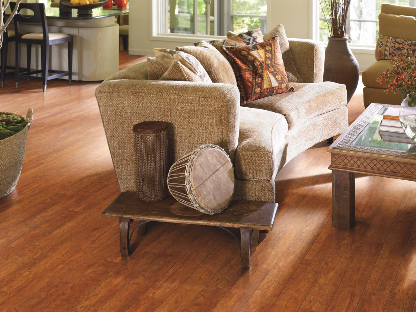 Shaw Floors Versalock Laminate Radiant Luster Polo 00855_SL070