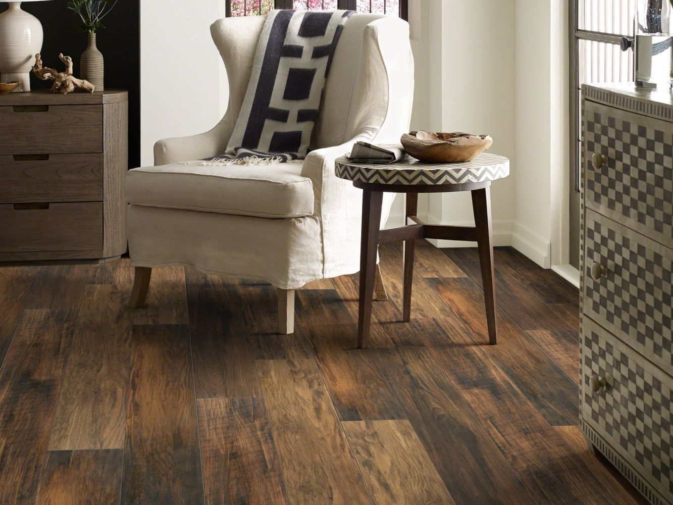 Shaw Floors Versalock Laminate Pier Park Burnt Haze 07014_SL379