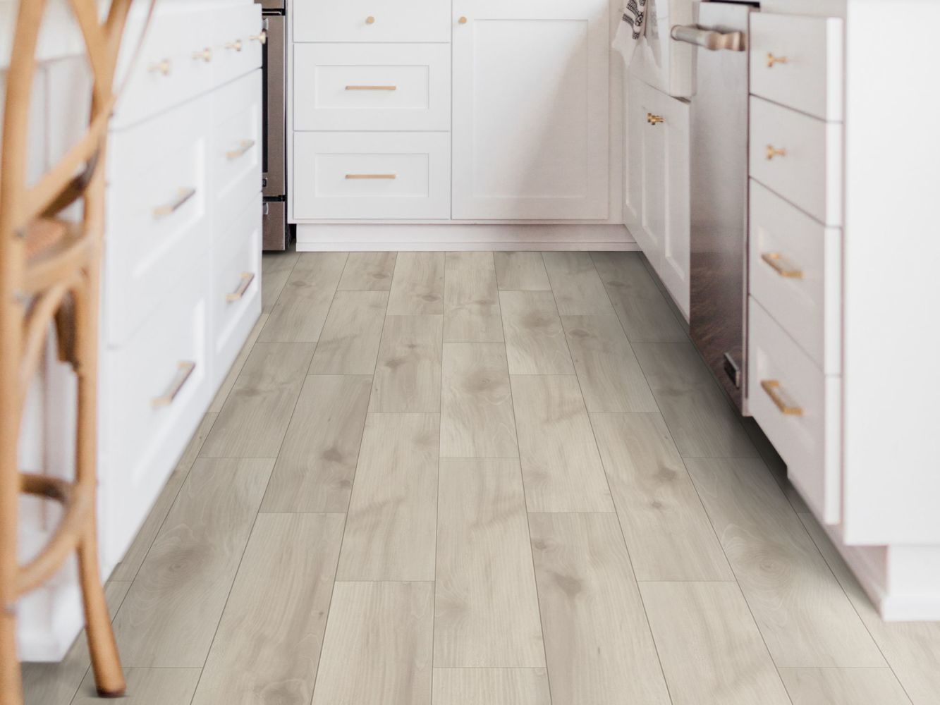 Shaw Floors Versalock Laminate Intrigue Puttied Walnut 01028_SL448