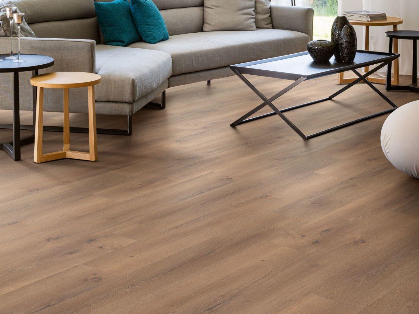 Shaw Floors Versalock Laminate Cadence Expressive Brown 06006_SL449