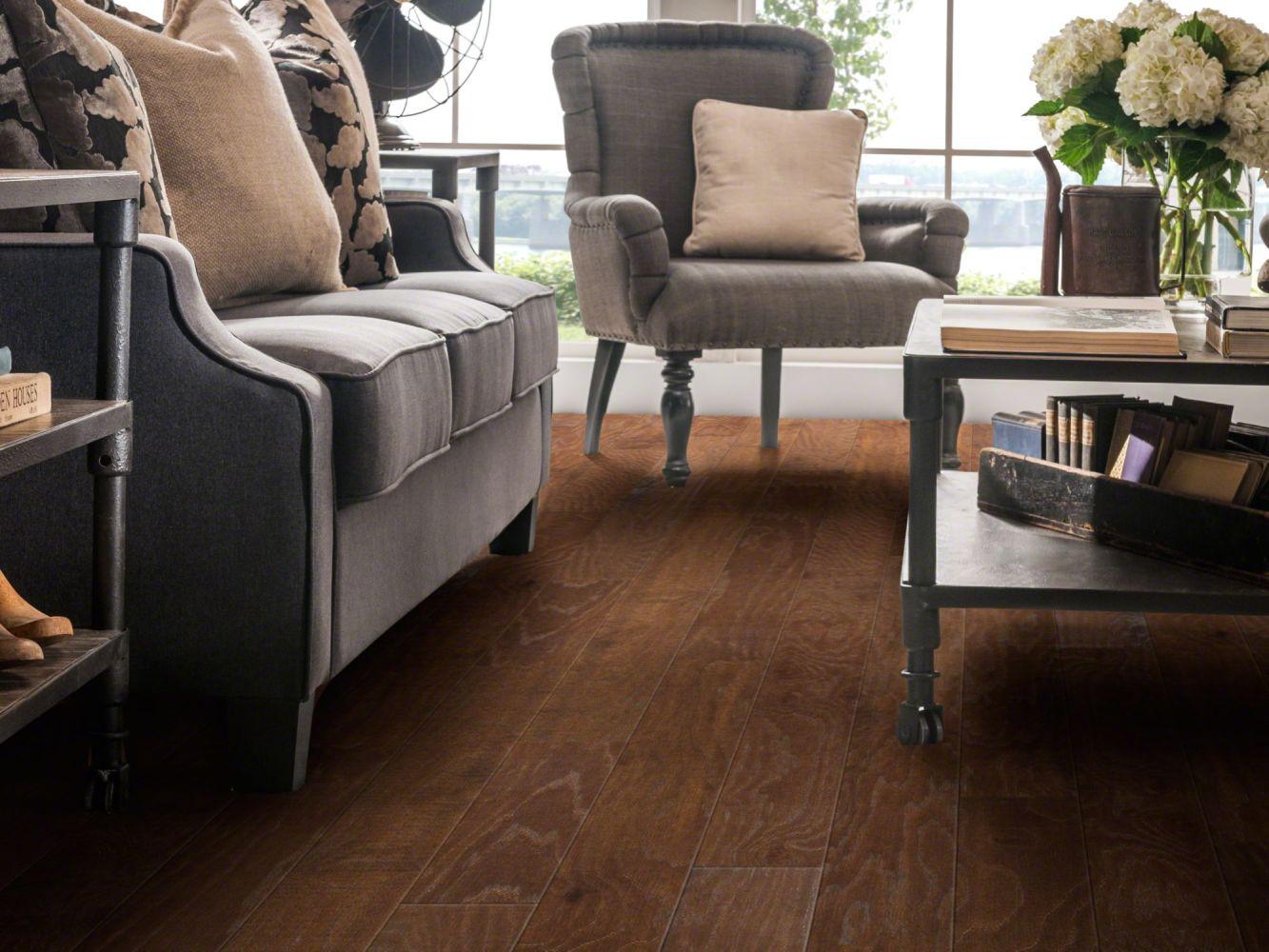 Shaw Floors Shaw Epic Hardwood Jubilee 3 1/4 Barnwood 00936_SW193