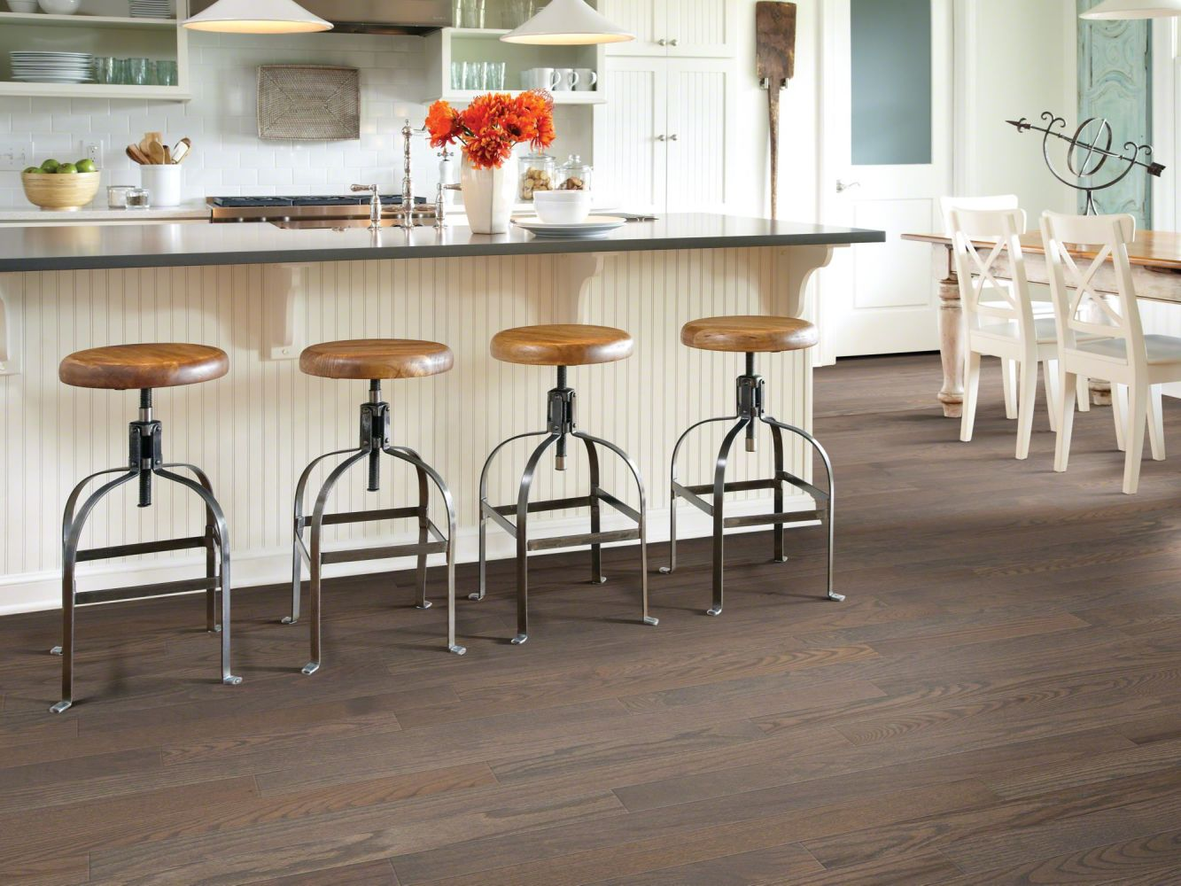 Shaw Floors Shaw Hardwoods Bellingham 3.25 Weathered 00543_SW476