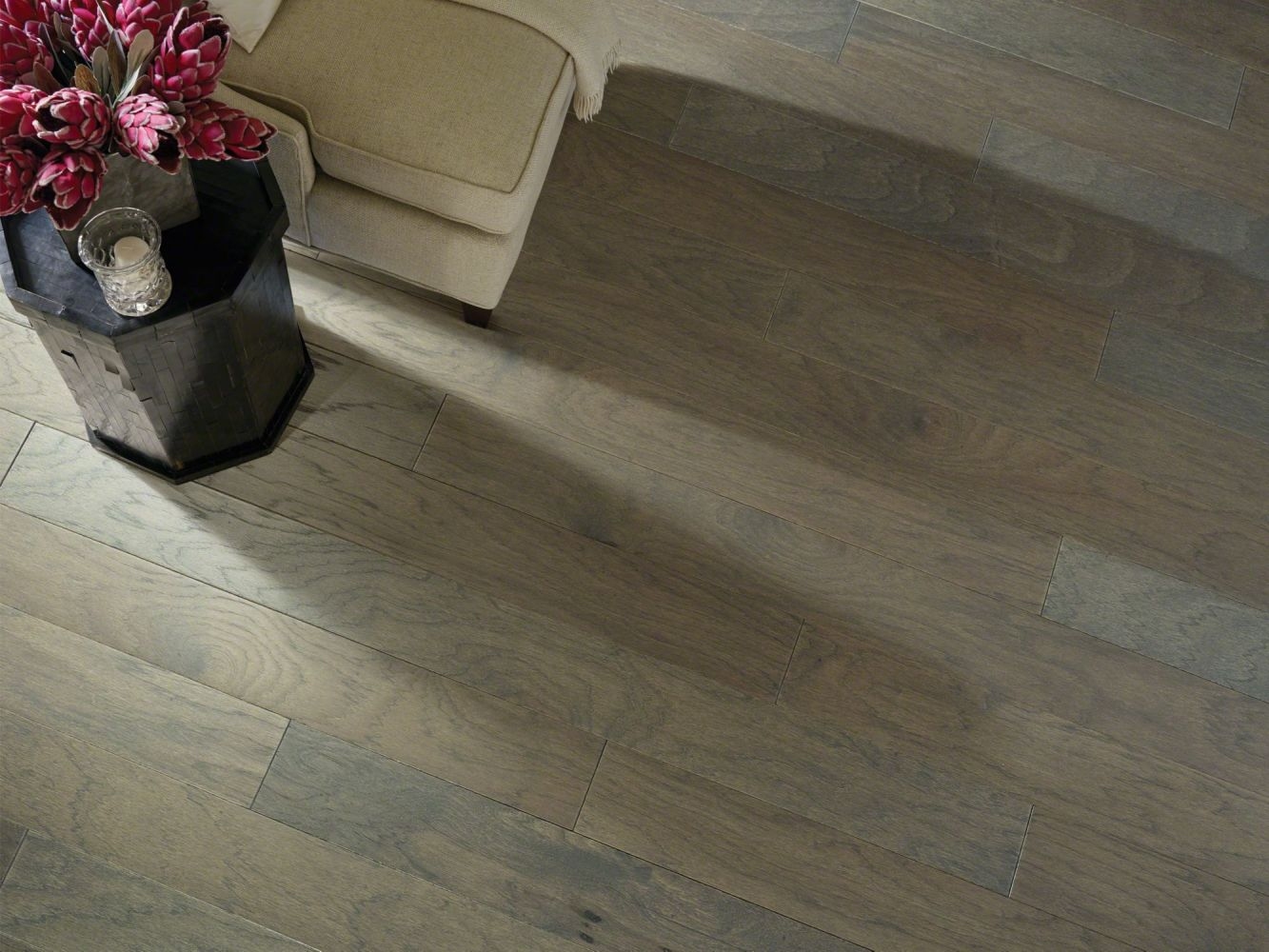 Shaw Floors Shaw Hardwoods Northington Smooth Greystone 05054_SW669