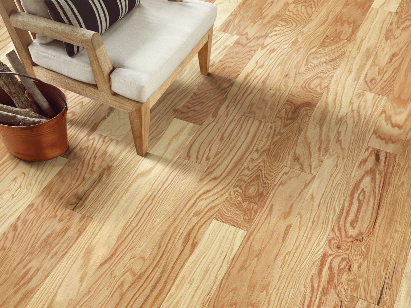 Shaw Floors Shaw Hardwoods Timeless Oak 5″ Natural 00143_SW695