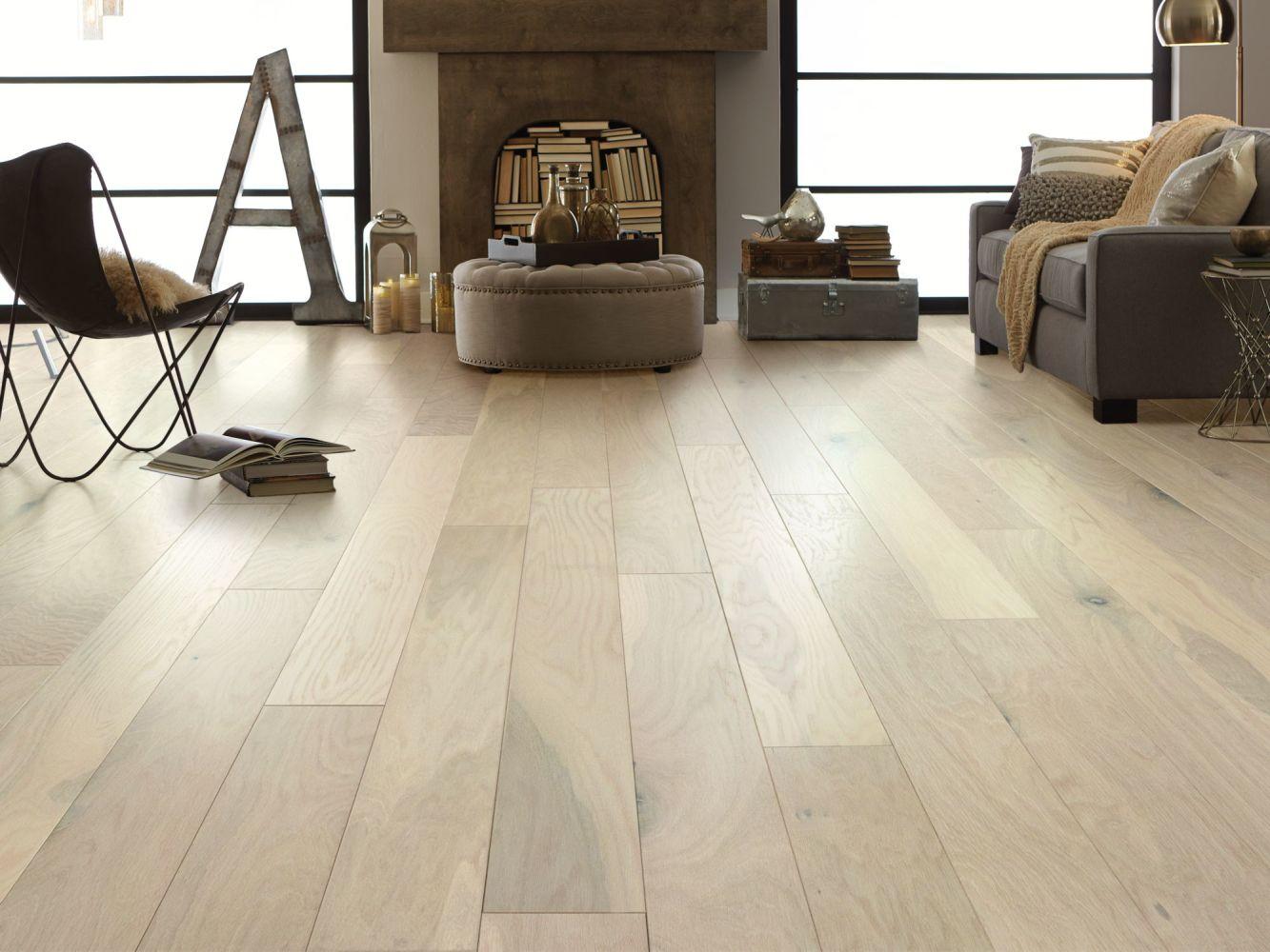 Shaw Floors Shaw Hardwoods Villa Limestone 01074_SW705