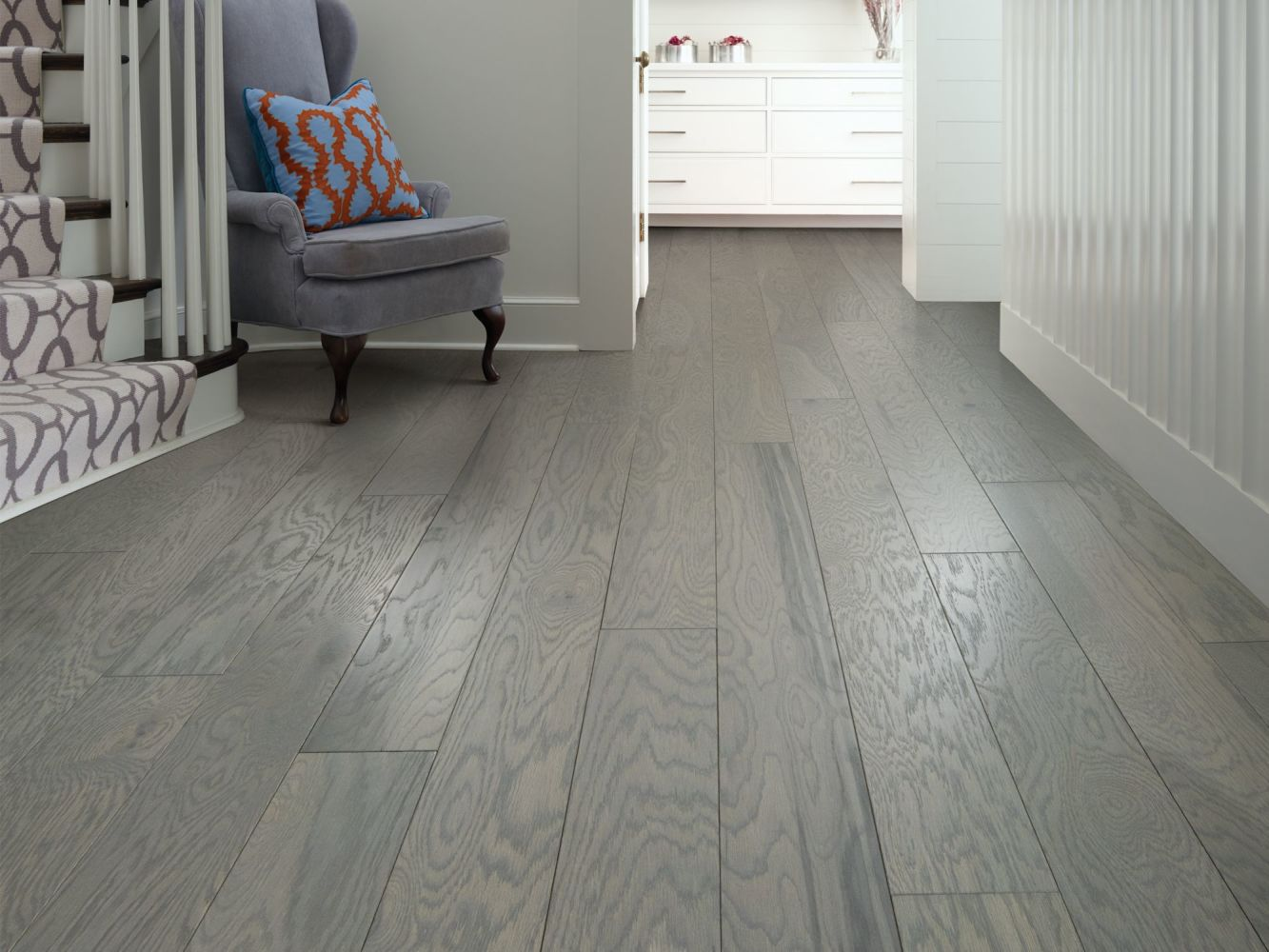Shaw Floors Shaw Hardwoods Villa Pebble 05078_SW705