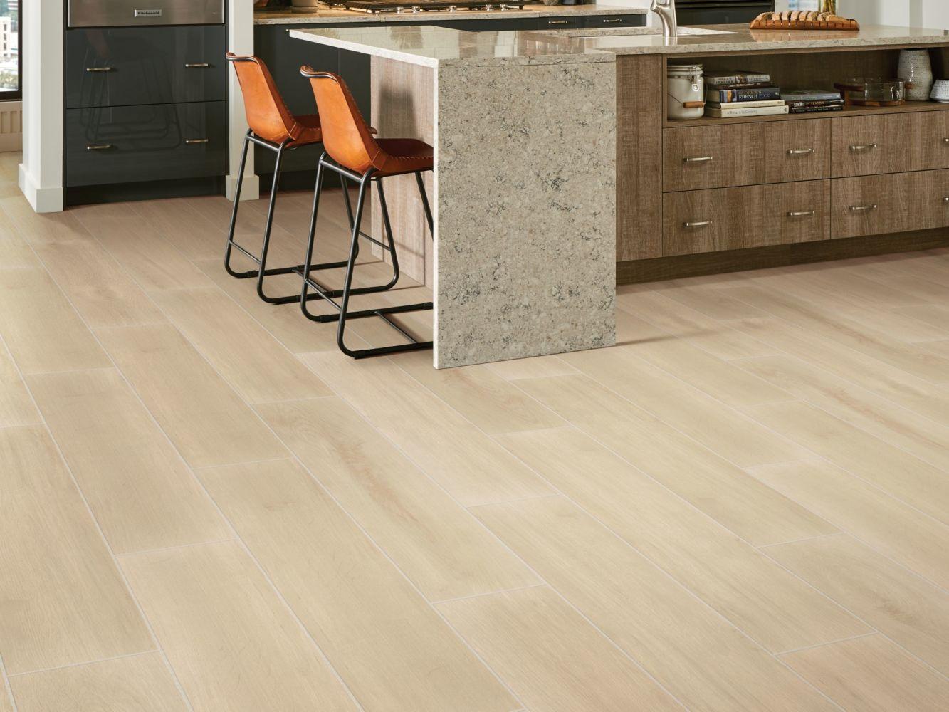 Shaw Floors Home Fn Gold Ceramic Stella 8×36 Blonde 00200_TG39E