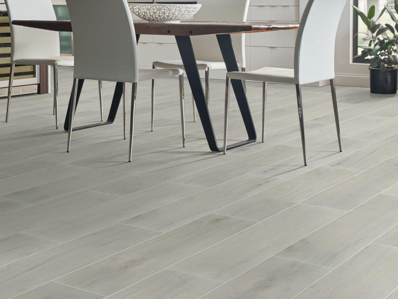 Shaw Floors Home Fn Gold Ceramic Stella 8×36 Silver 00550_TG39E