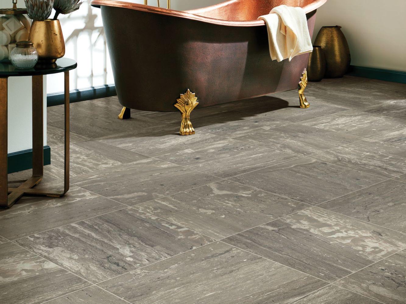 Shaw Floors Home Fn Gold Ceramic Prism 13 Quartz 00550_TGJ28