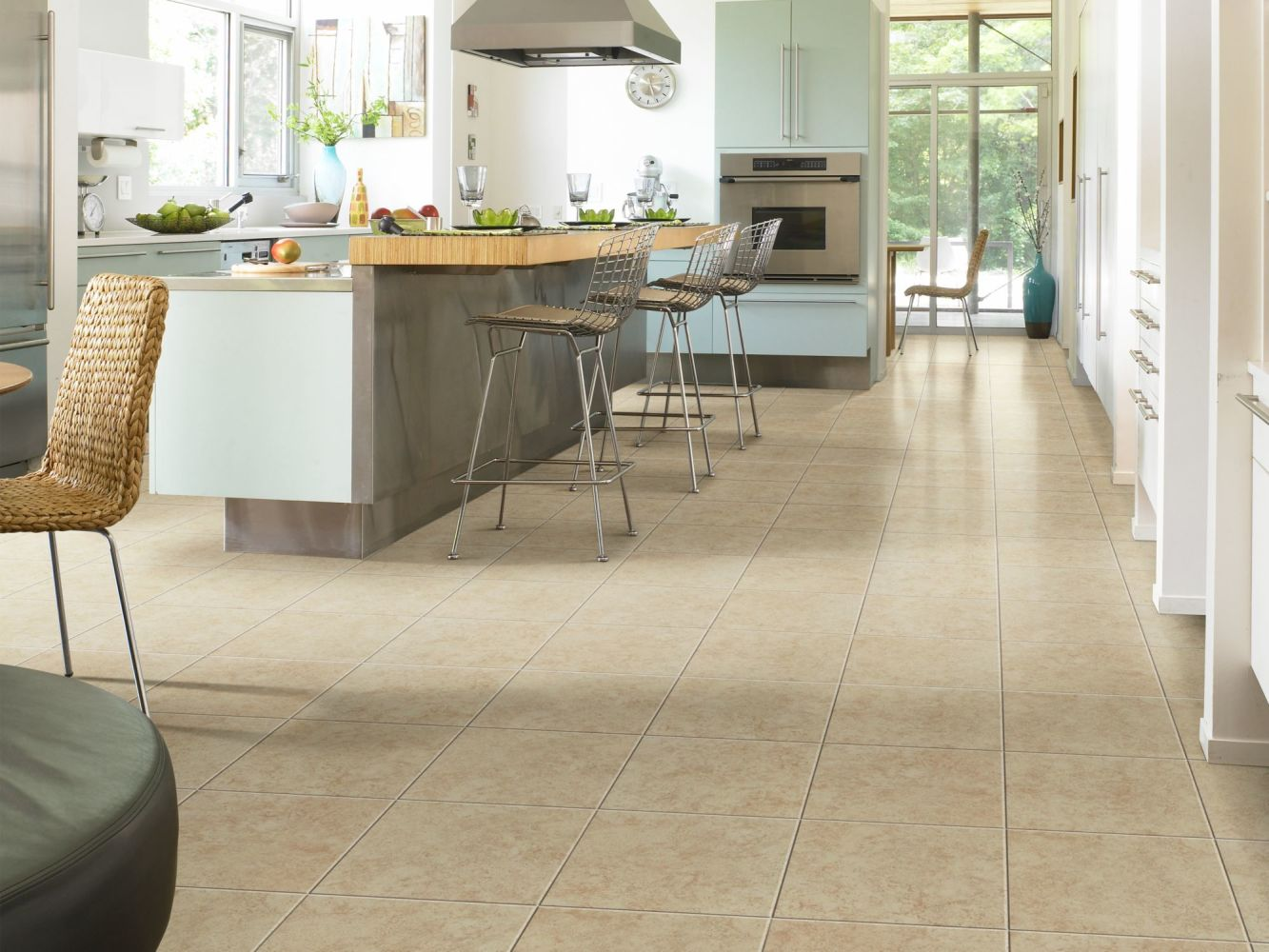 Shaw Floors Home Fn Gold Ceramic Milan 13 Cafe 00700_TGK08