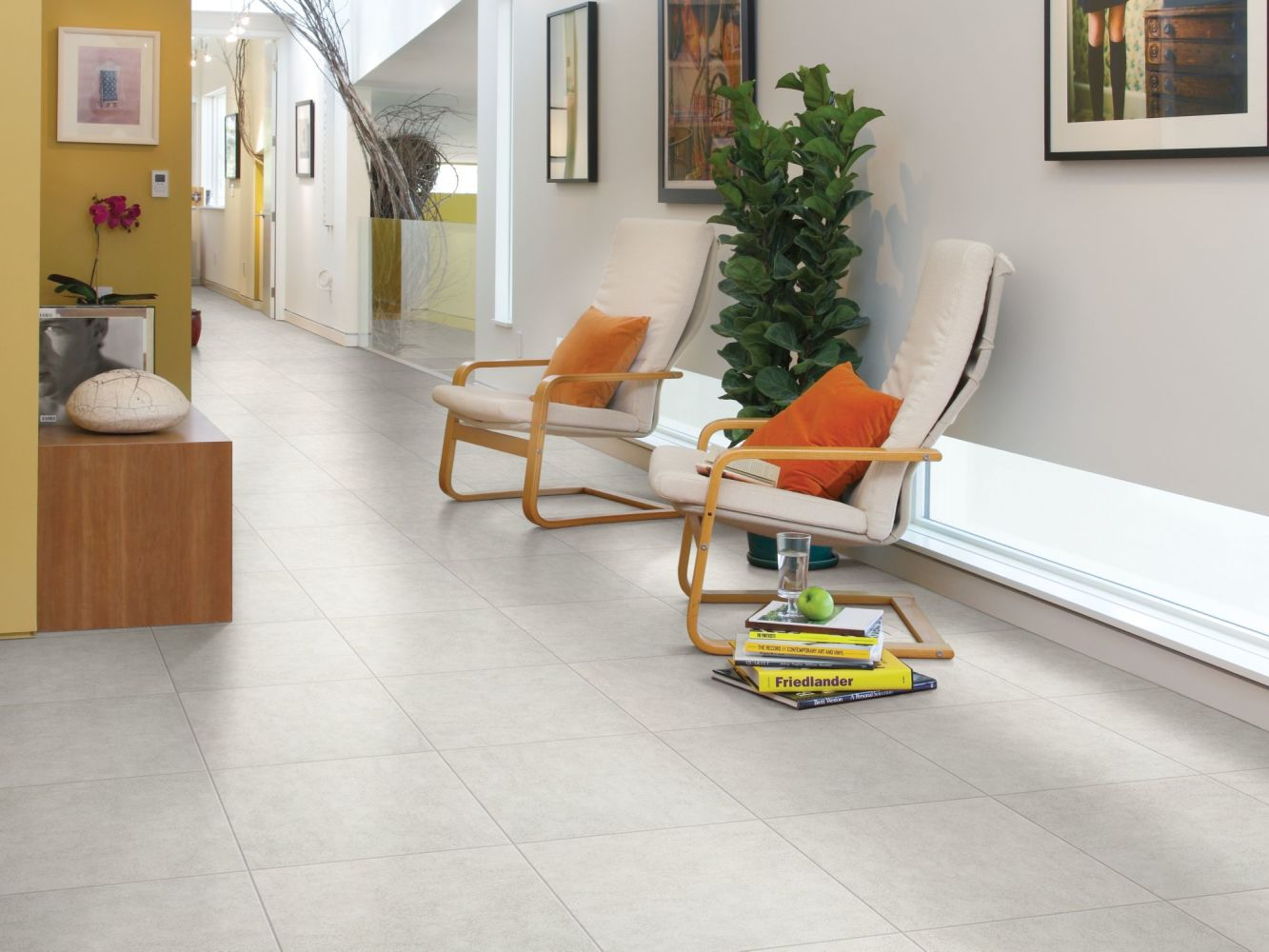 Shaw Floors Home Fn Gold Ceramic Contempo Mosaic Pier 00500_TGM38