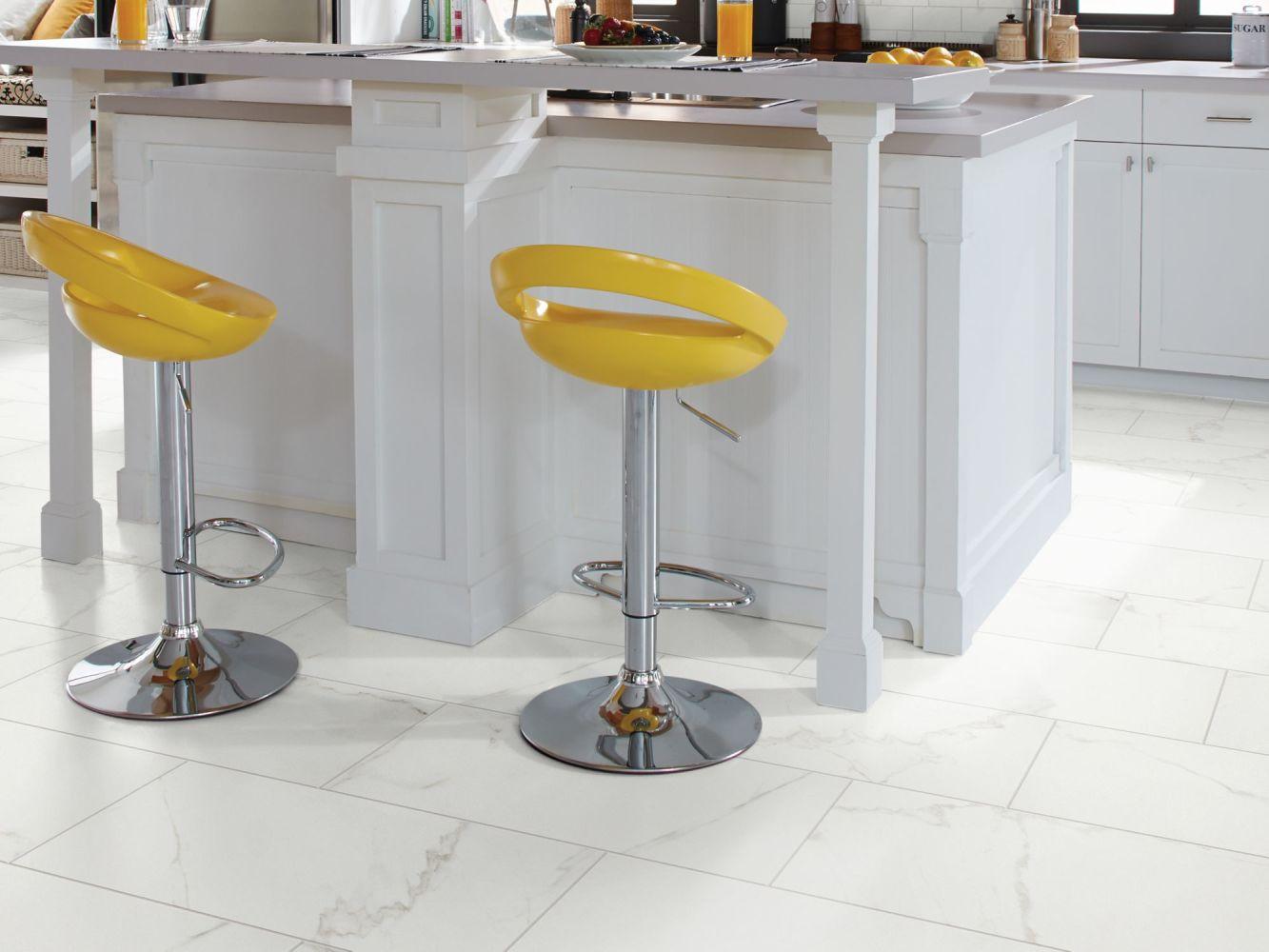 Shaw Floors Home Fn Gold Ceramic Caracalla Sbn Calacatta 00170_TGM48