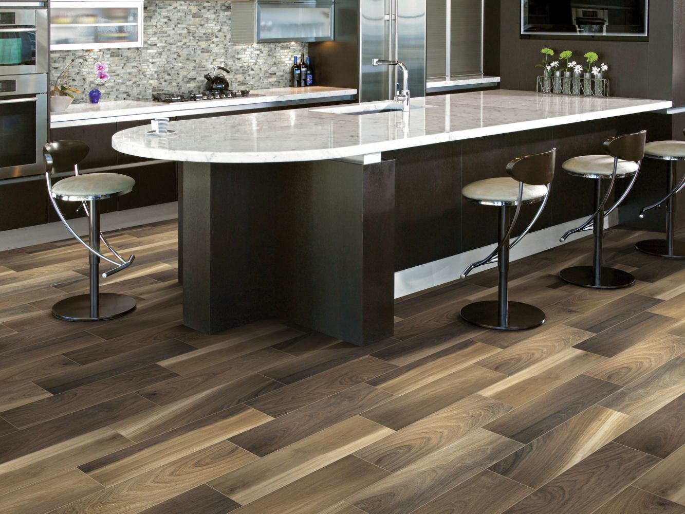 Shaw Floors Home Fn Gold Ceramic Revolution 6×36 Tobacco 00500_TGN66