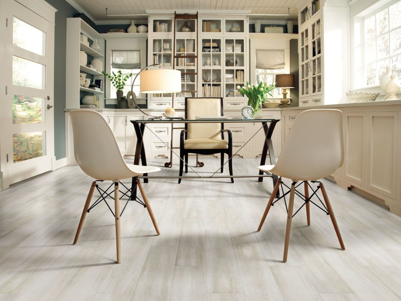 Shaw Floors Home Fn Gold Ceramic Harlow 8×32 Action 00100_TGN79