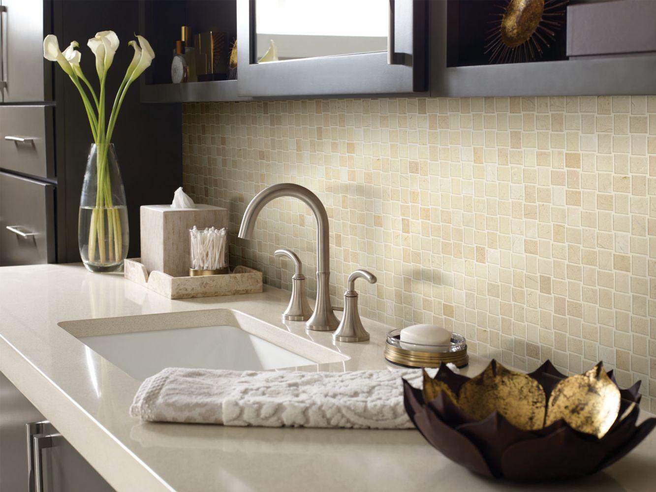 Shaw Floors Toll Brothers Ceramics Estate  Basketweave Mo Crema Marfil 00200_TL86B