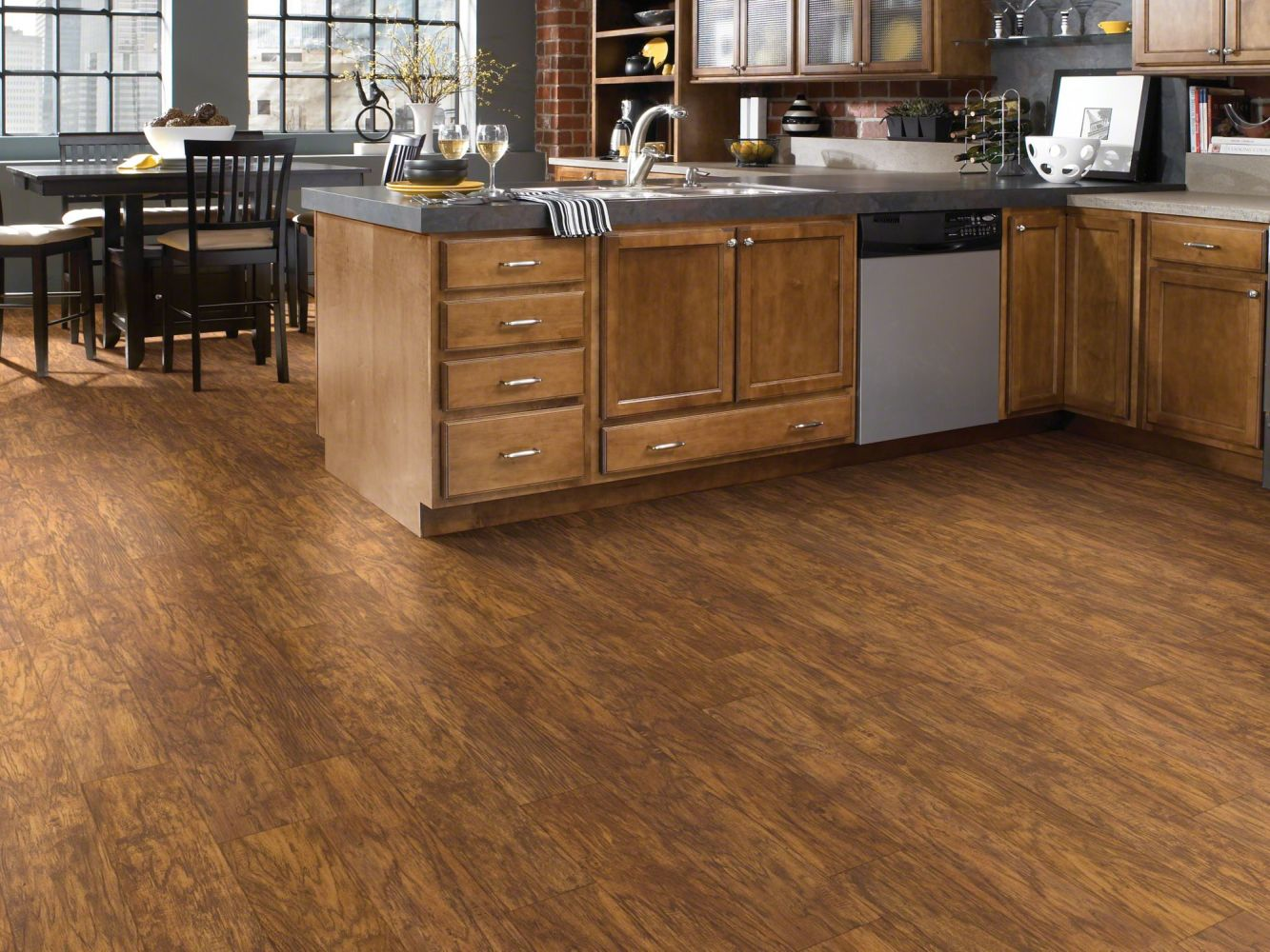 Shaw Floors Resilient Property Solutions Brava Oro 00255_VE145