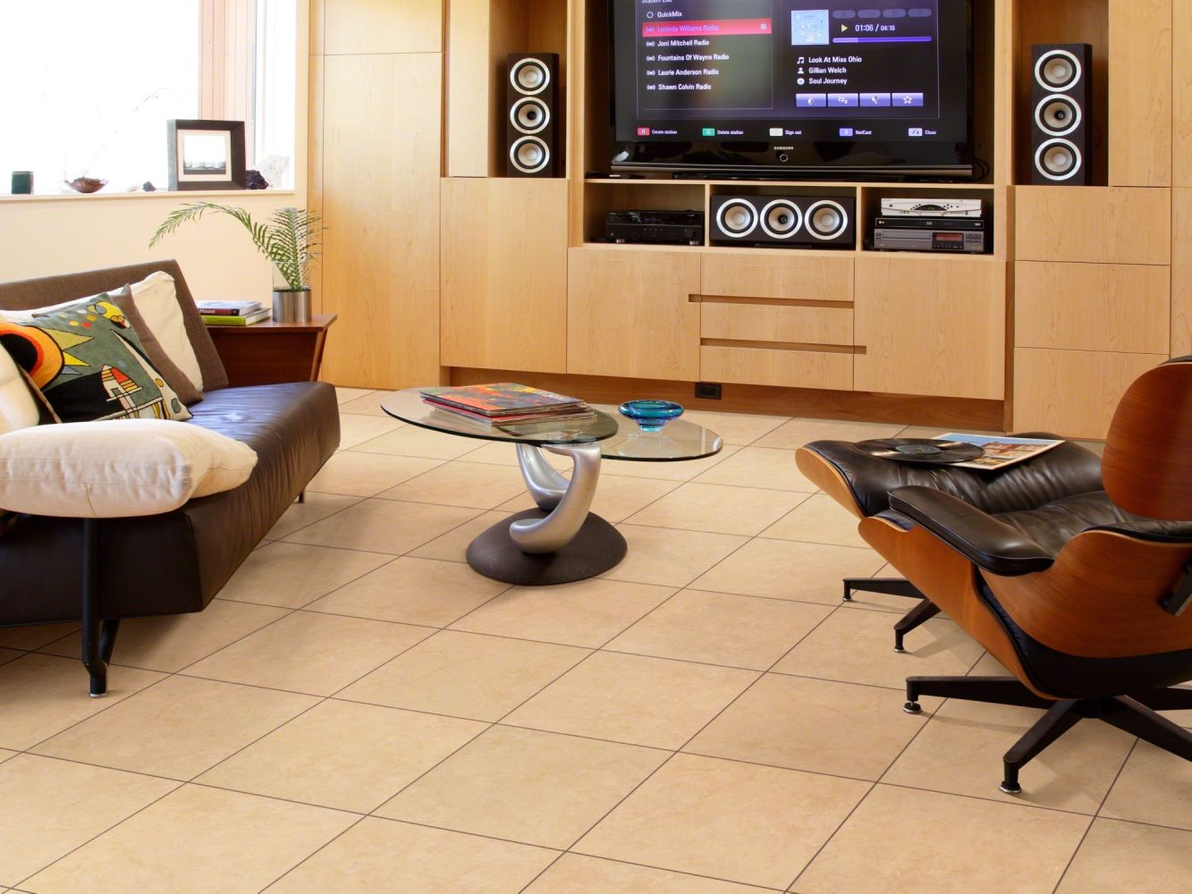Shaw Floors Resilient Property Solutions Canvas Tile Cumberland 00200_VE149