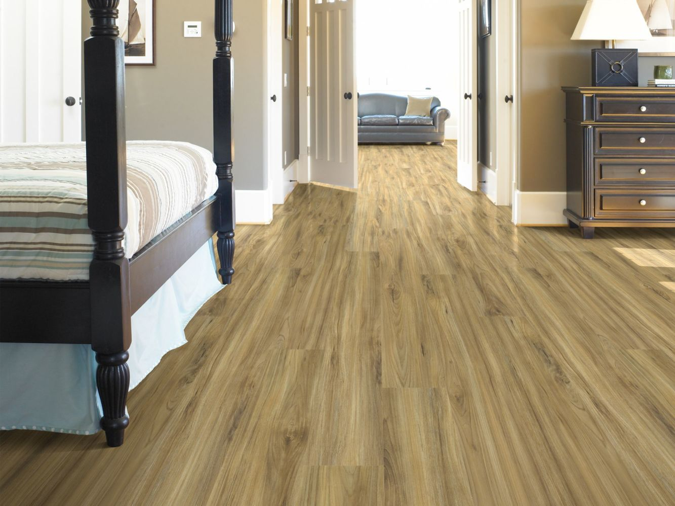 Shaw Floors Resilient Property Solutions Foundation Plank Whispering Wood 00405_VE180